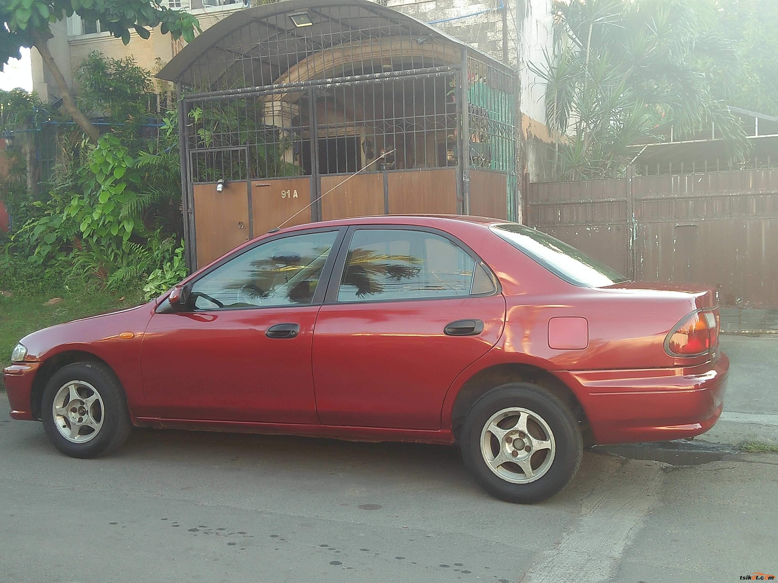 Mazda 323 1999 - 2