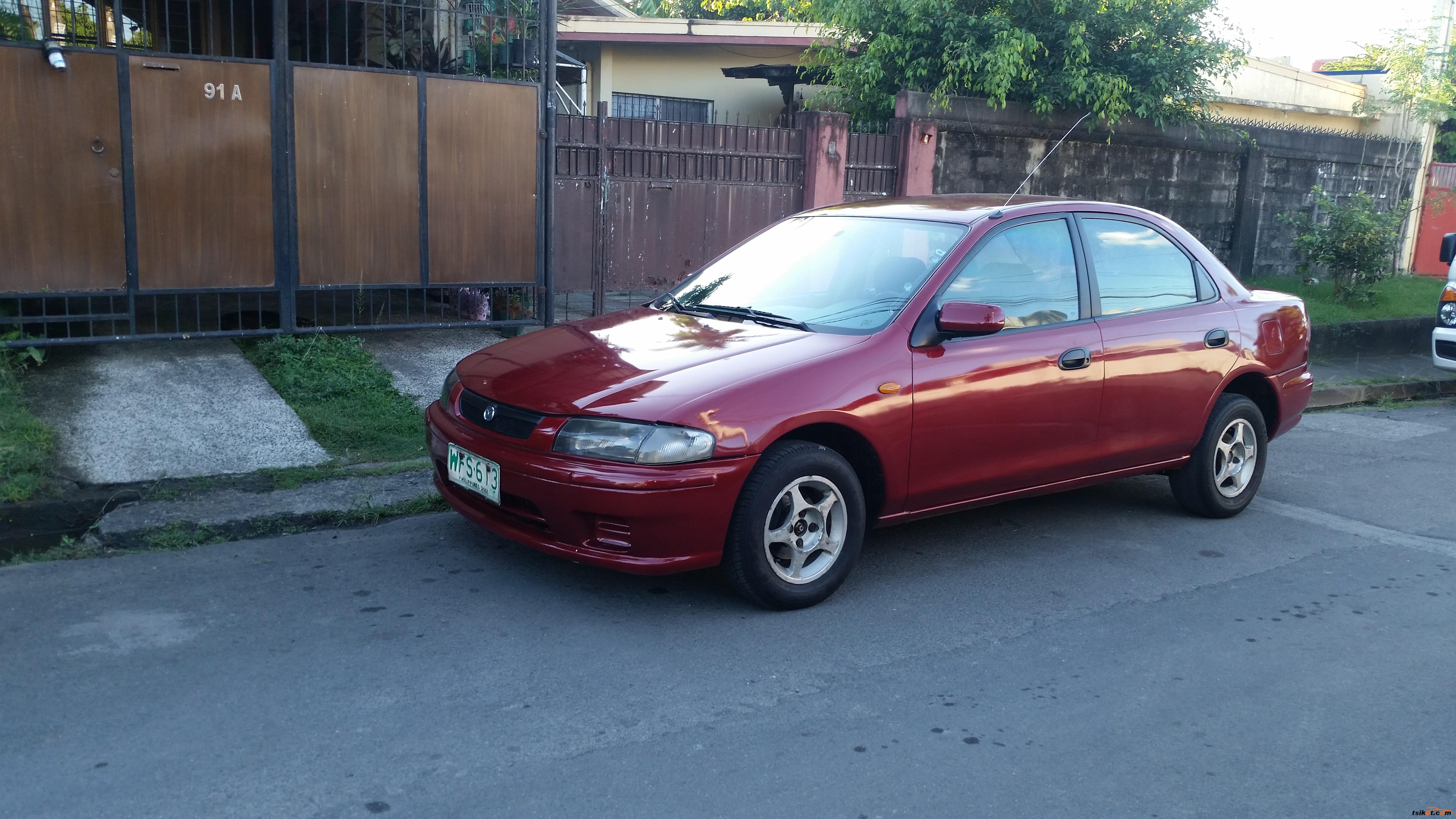 Mazda 323 1999 - 3