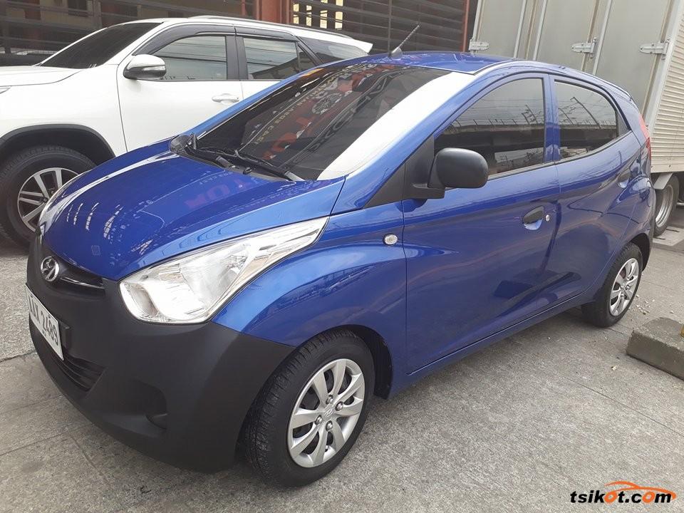 Hyundai Eon 2014 - 1