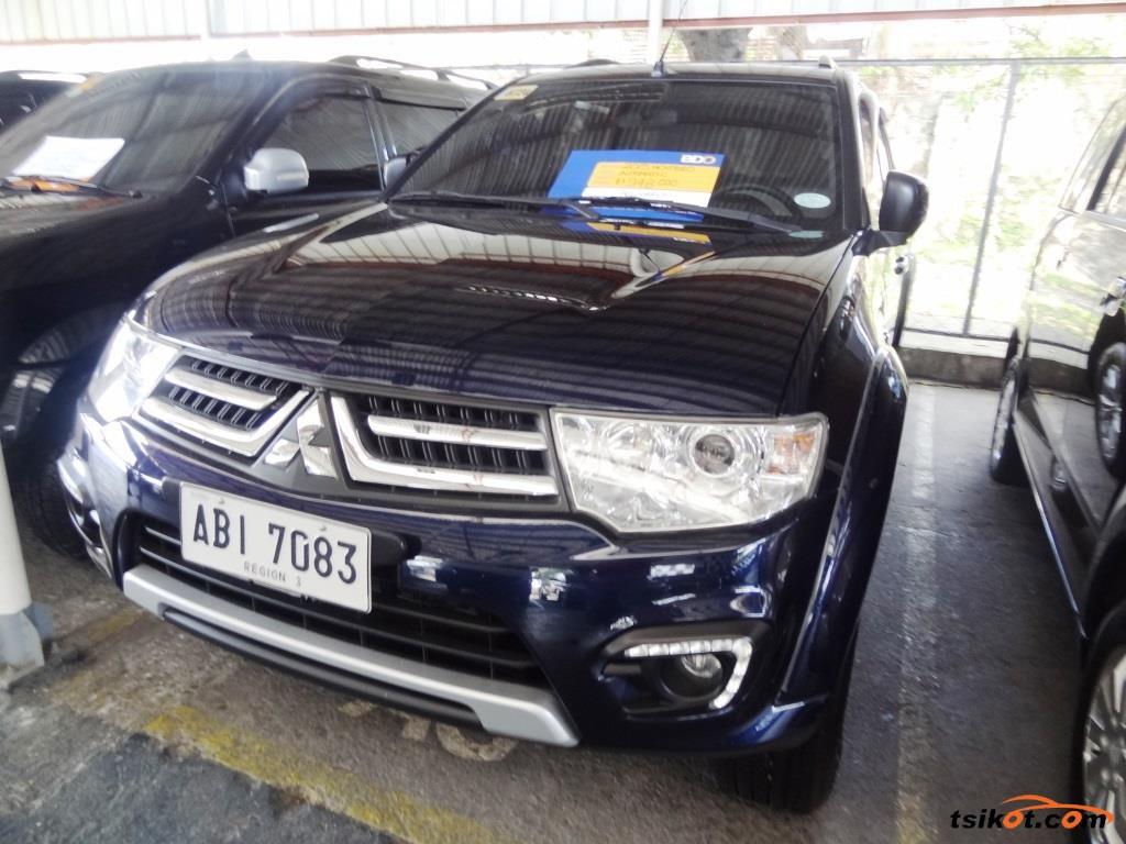Mitsubishi mitsubishi montero sport 2015 : Mitsubishi Montero 2015 - Car for Sale Metro Manila, Philippines