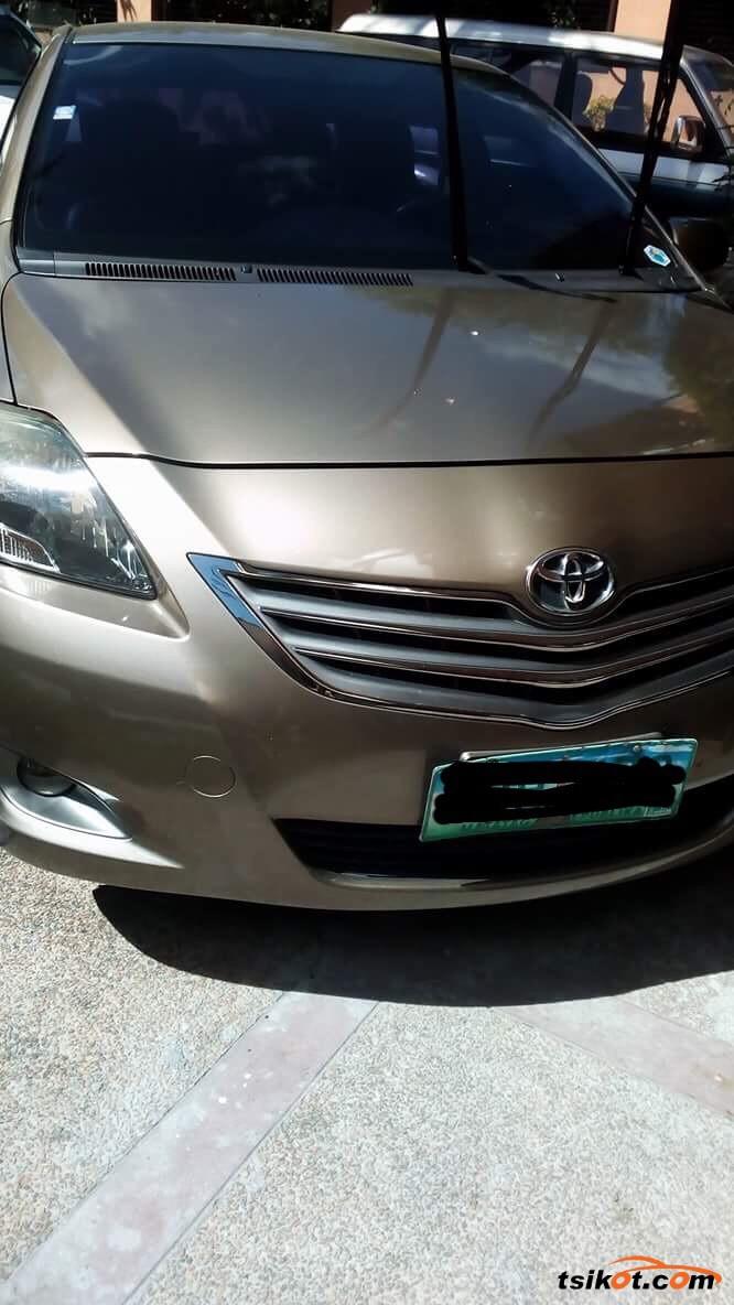 Toyota Vios 2013 - 1