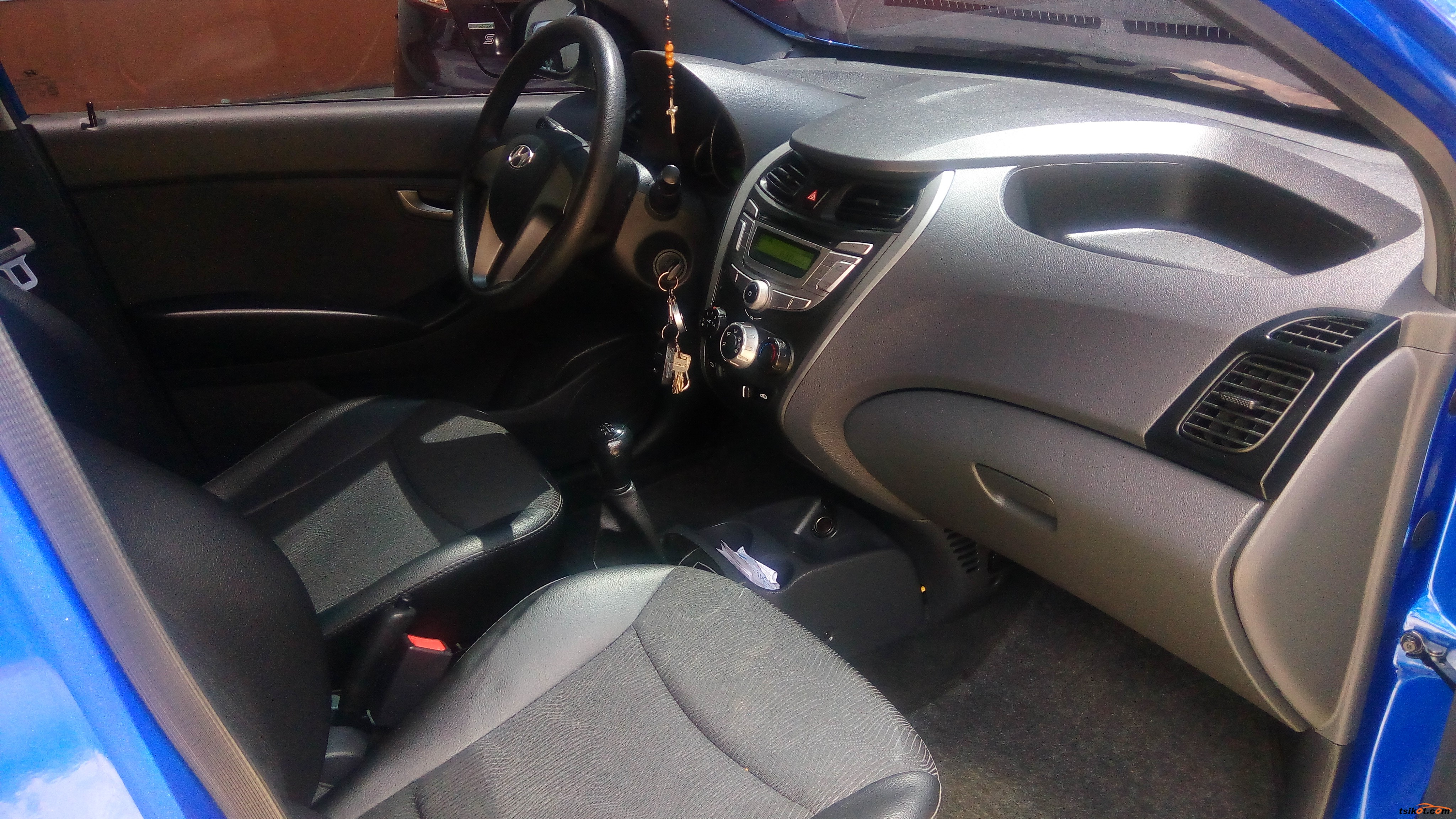 Hyundai Eon 2013 - 6