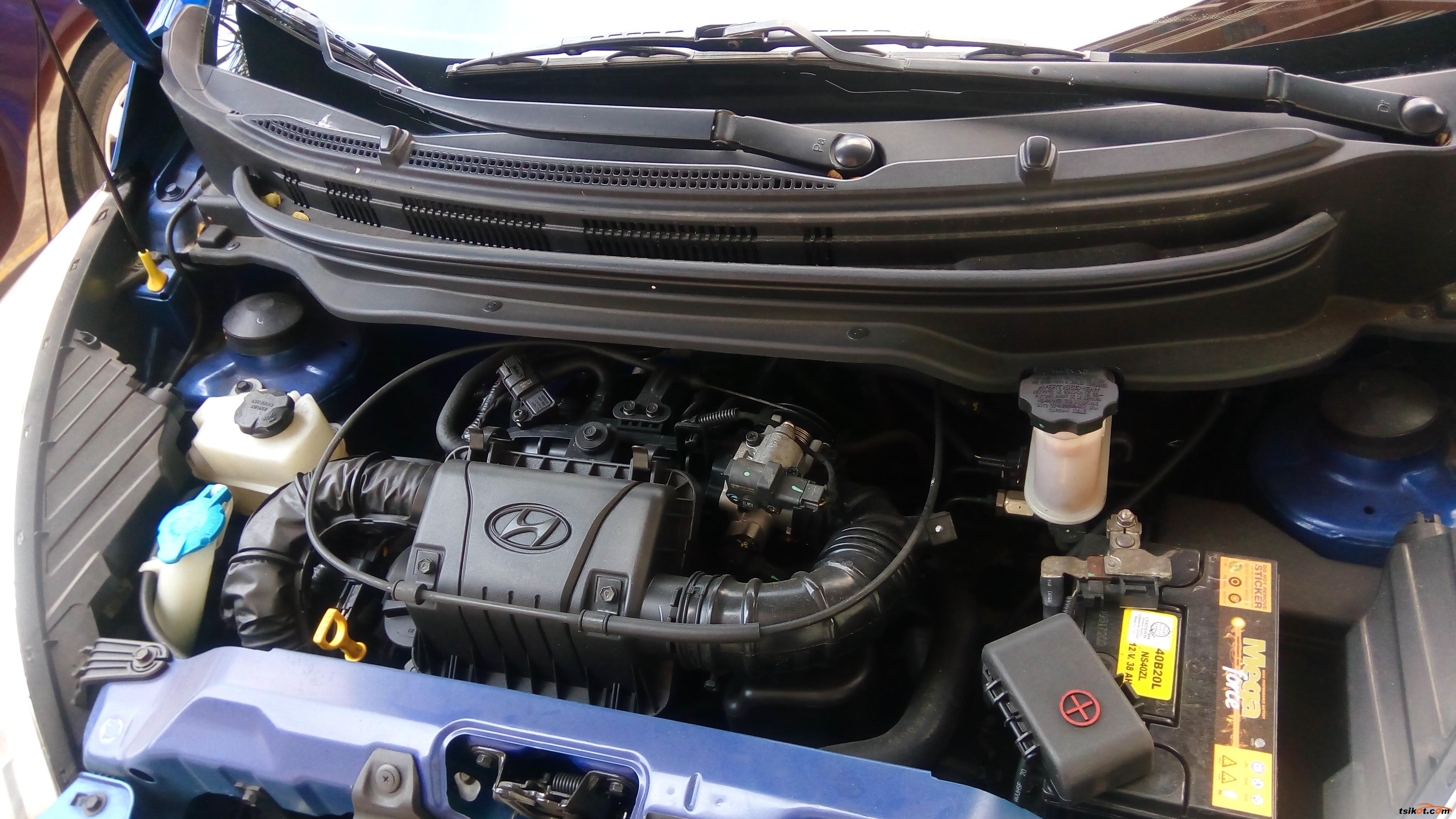 Hyundai Eon 2013 - 8