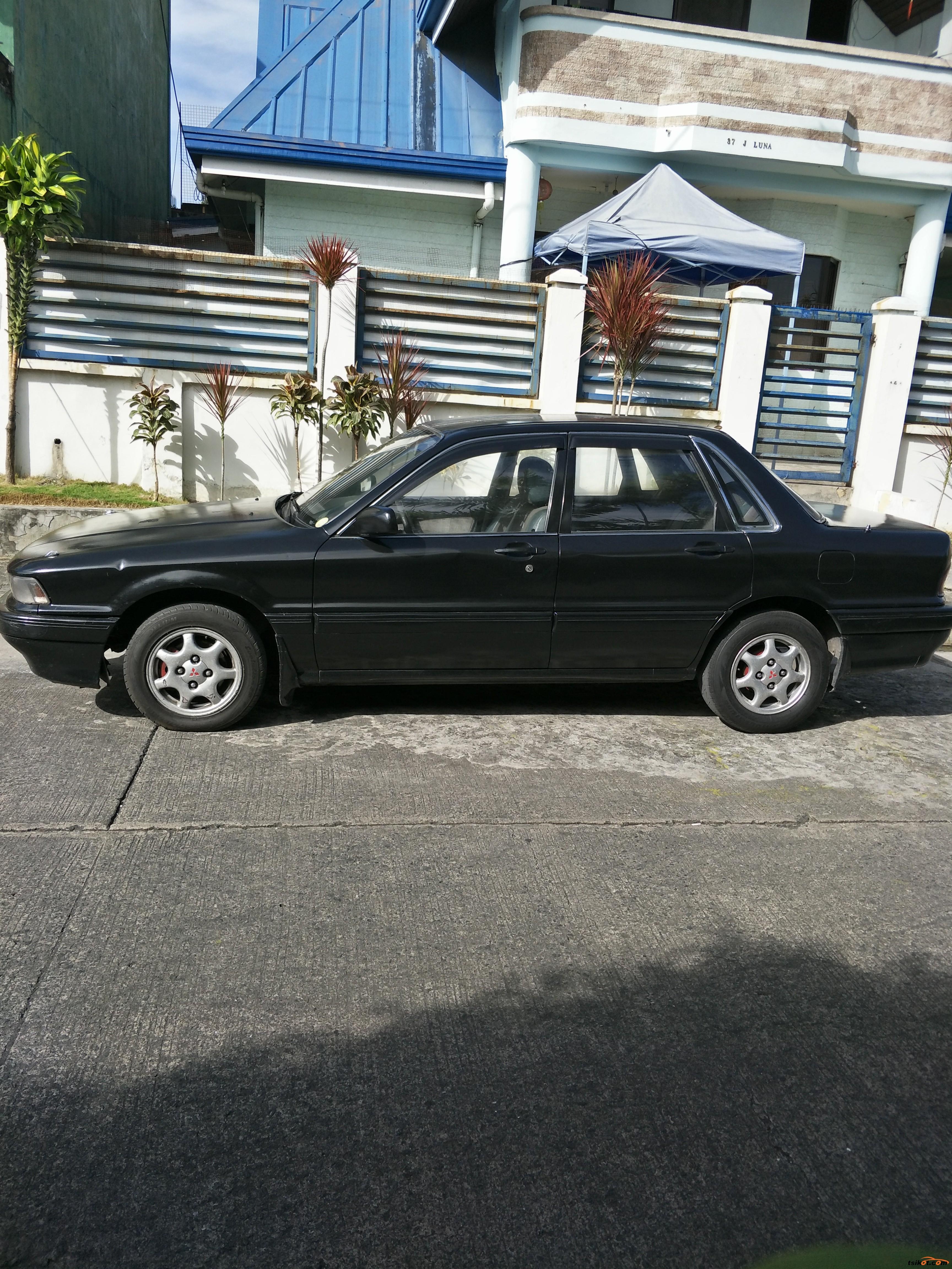 Mitsubishi Galant 1992 - 1