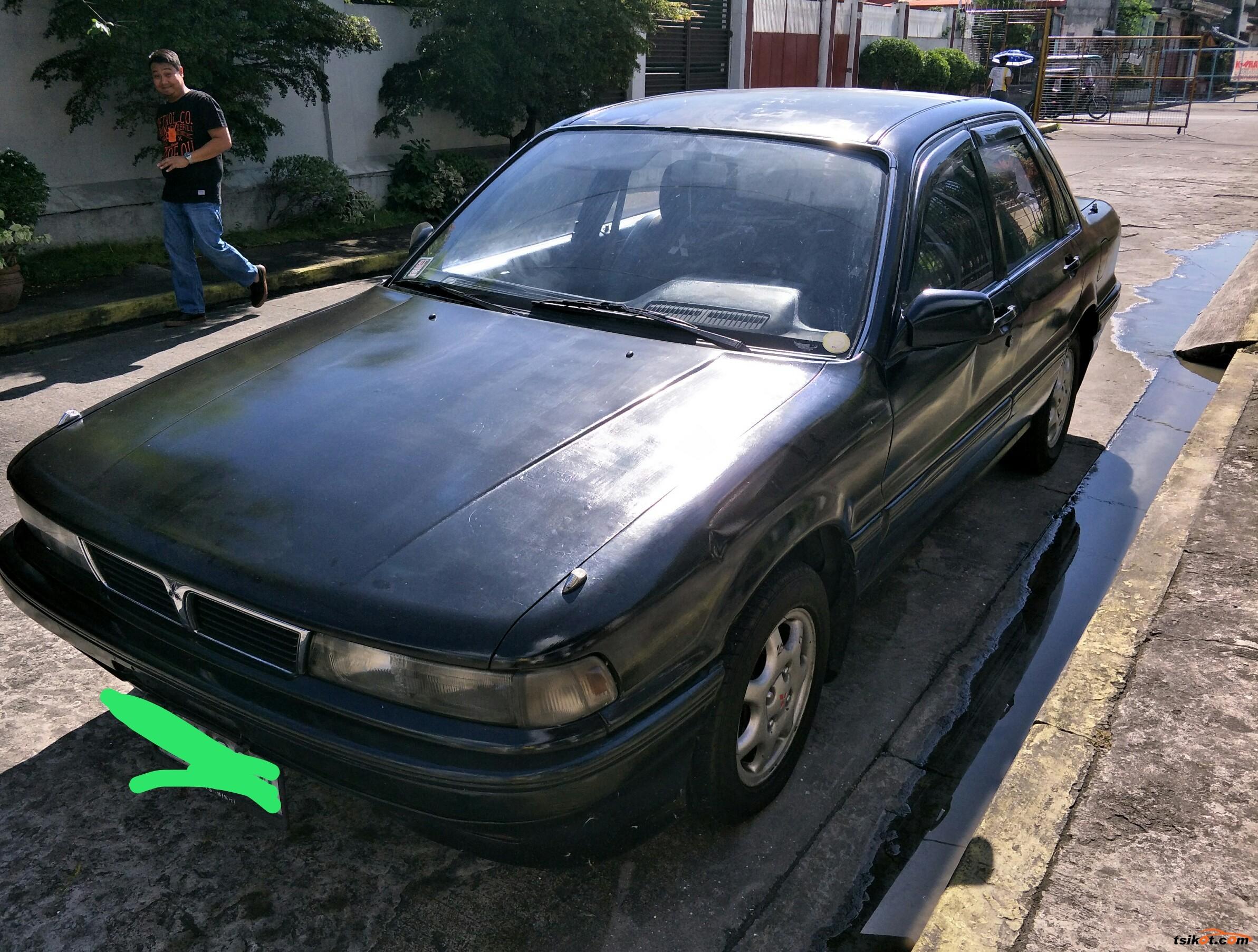 Mitsubishi Galant 1992 - 2