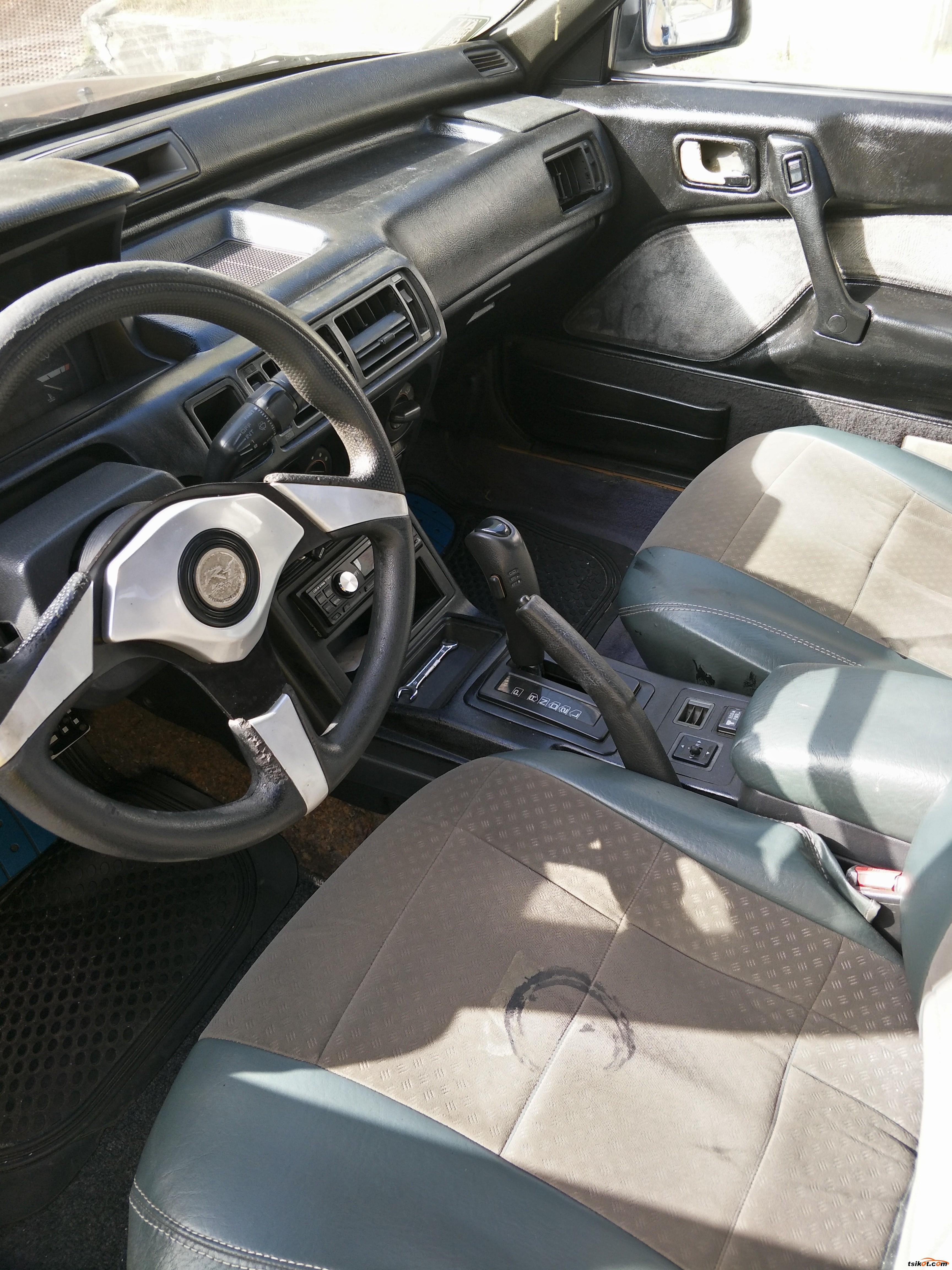 Mitsubishi Galant 1992 - 6