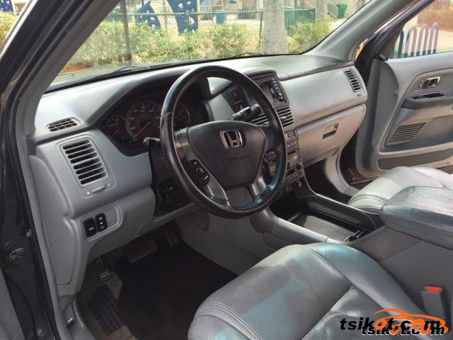 Honda Pilot 2004 - 5