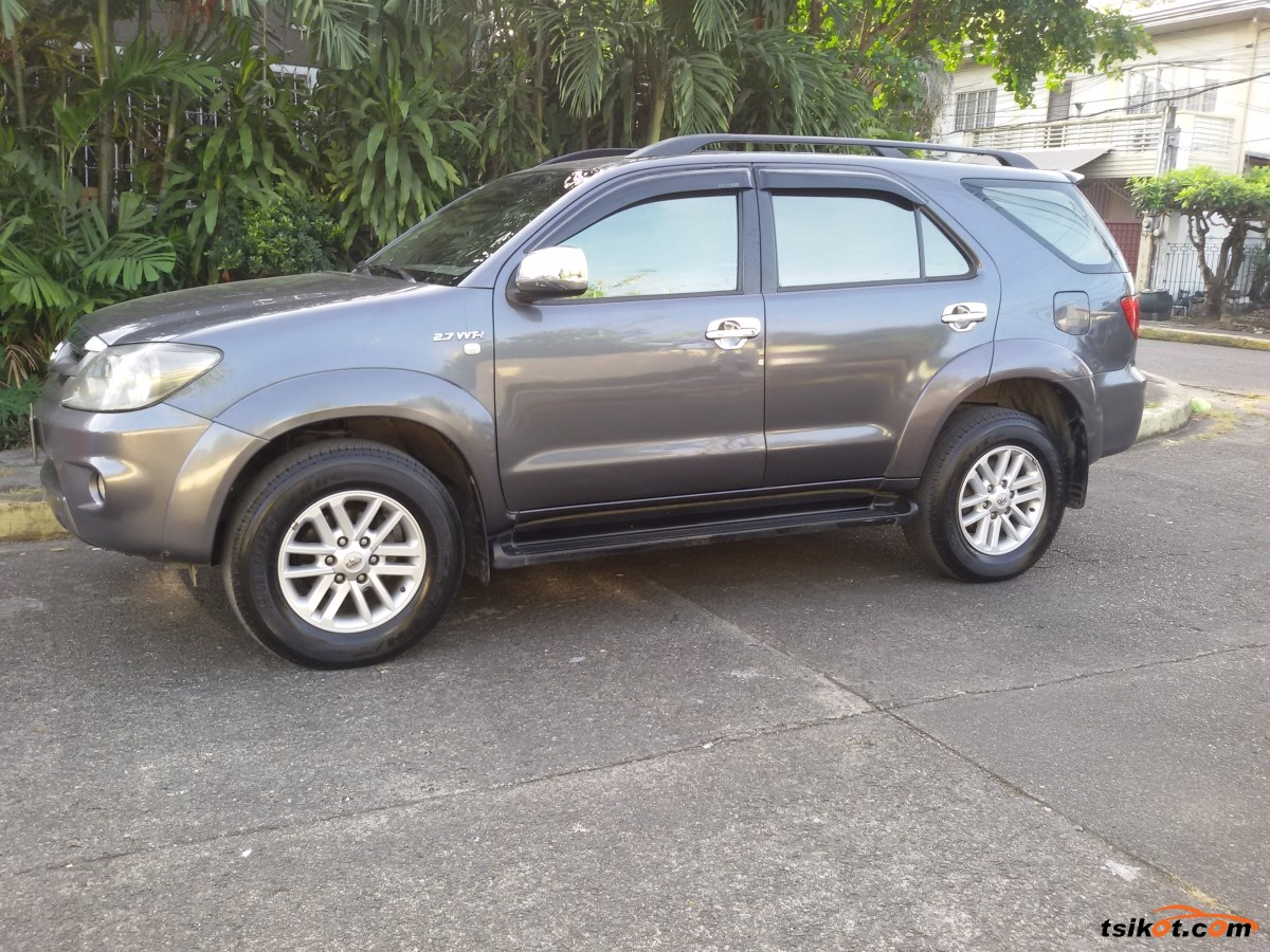 Toyota Fortuner 2006 Car For Sale Metro Manila Philippines