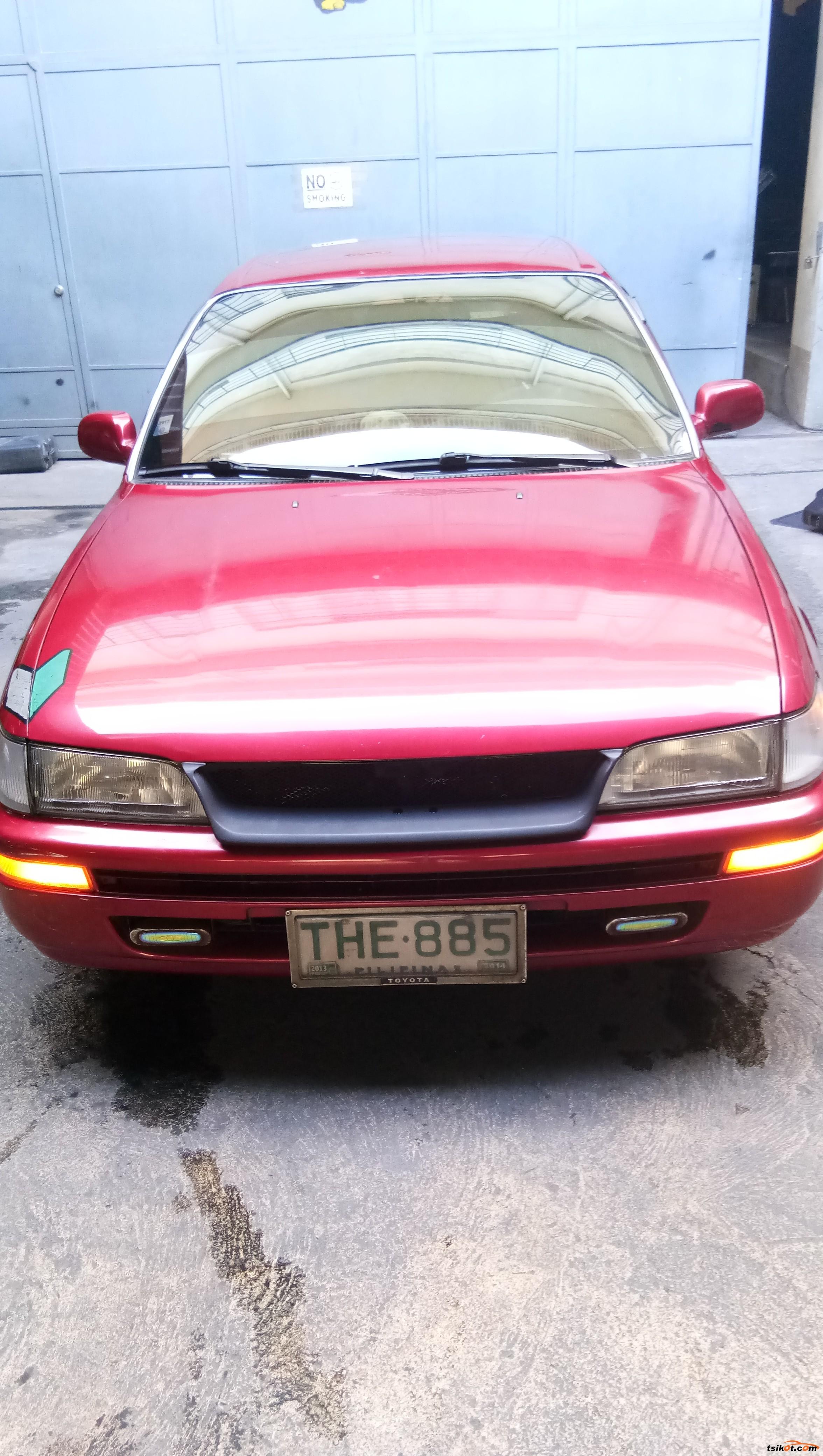 Toyota Corolla 1993 - 3