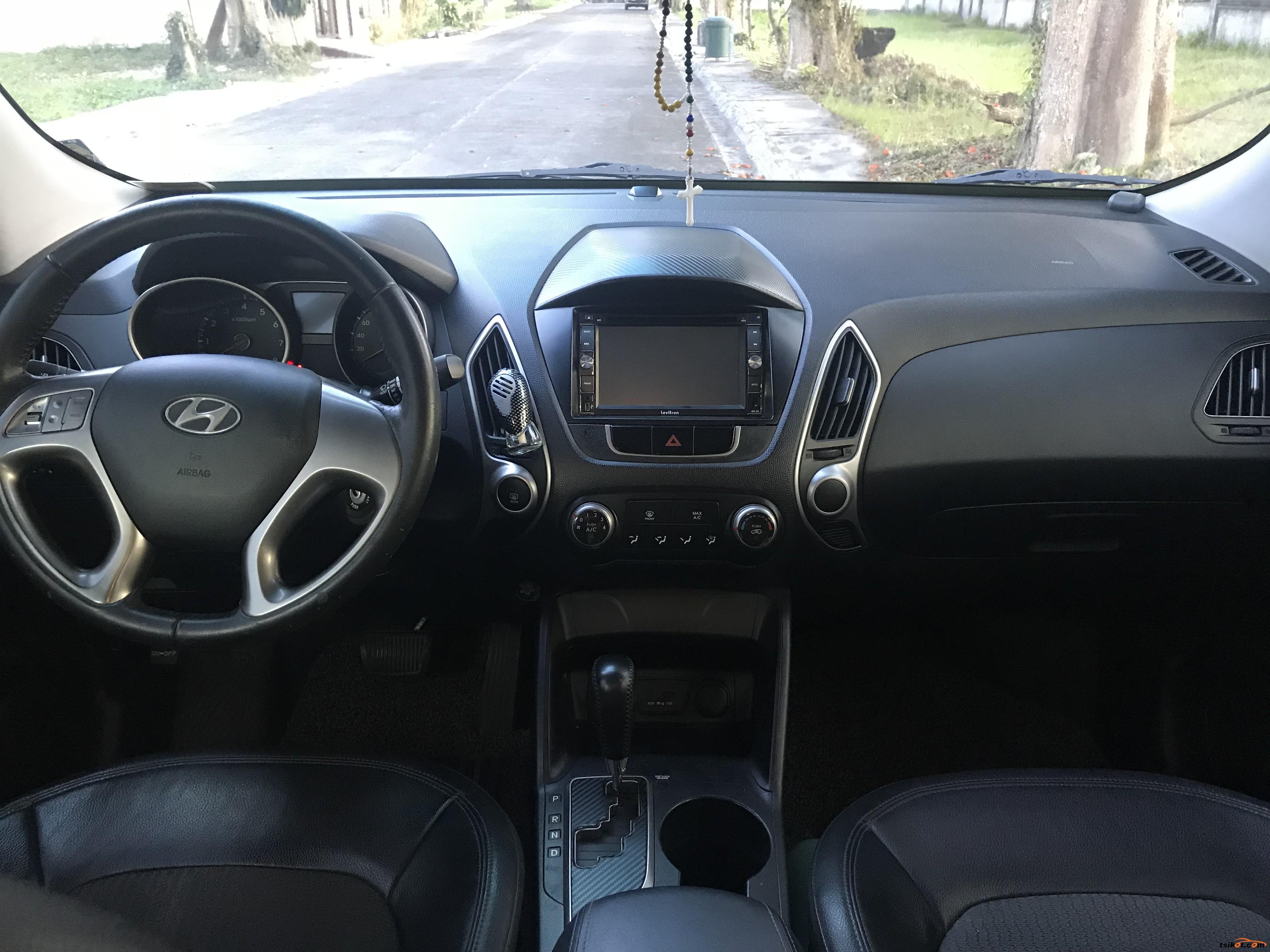 Hyundai Tucson 2012 - 5