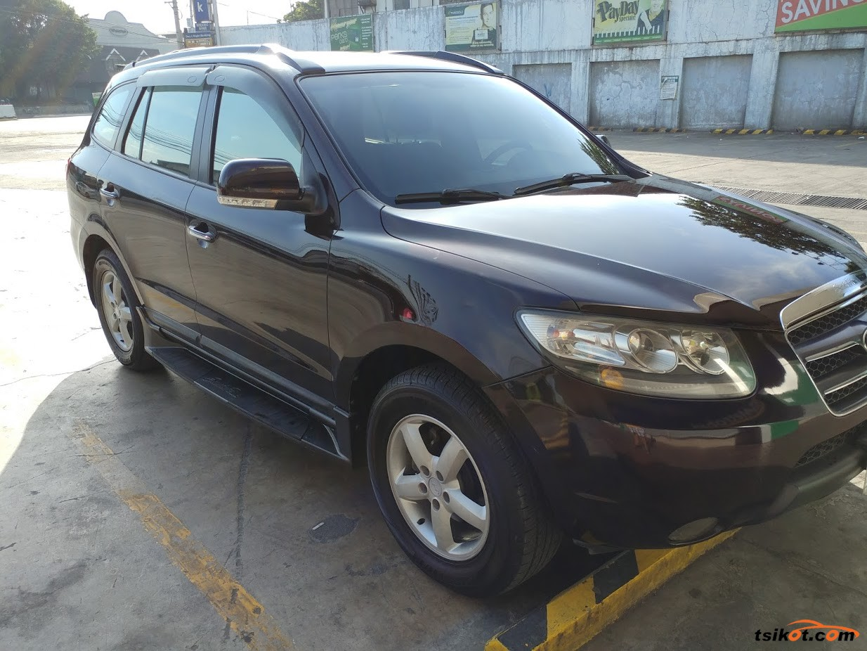 Hyundai Santa Fe 2009 - 4