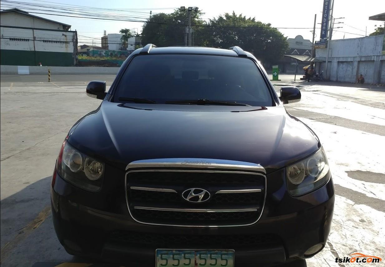 Hyundai Santa Fe 2009 - 9