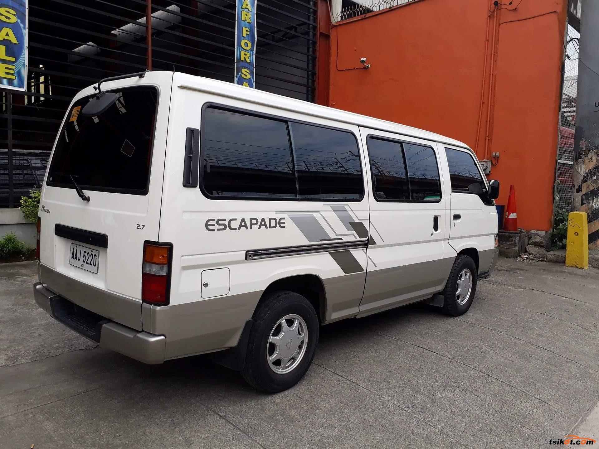 Nissan Urvan 2014 - 7