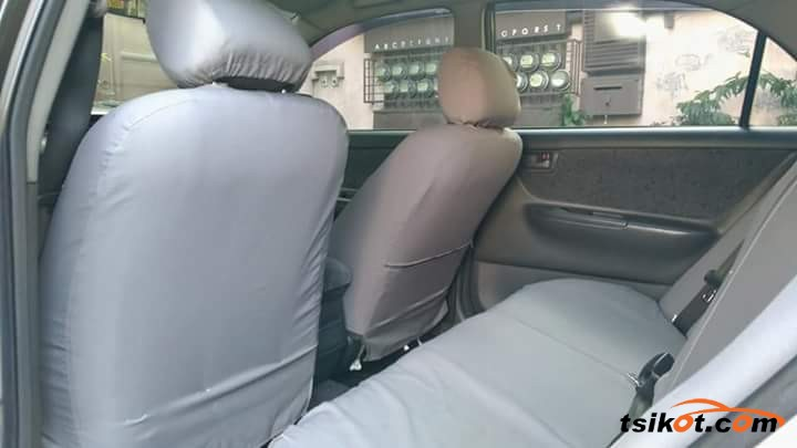 Toyota Corolla 2006 - 5