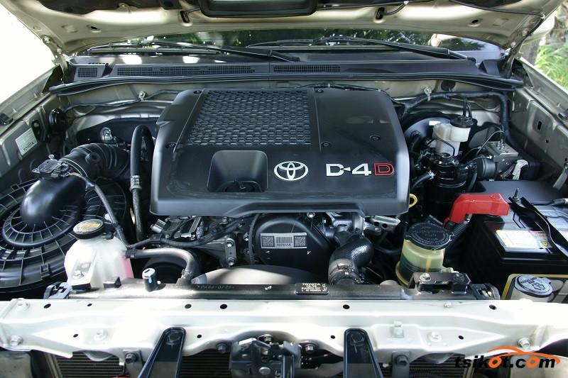 Toyota Fortuner 2014 - Car for Sale Central Visayas