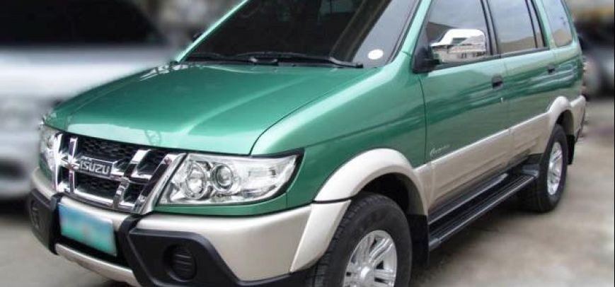 Isuzu Vehicross 2005 - 1