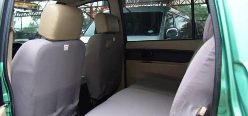 Isuzu Vehicross 2005 - 3