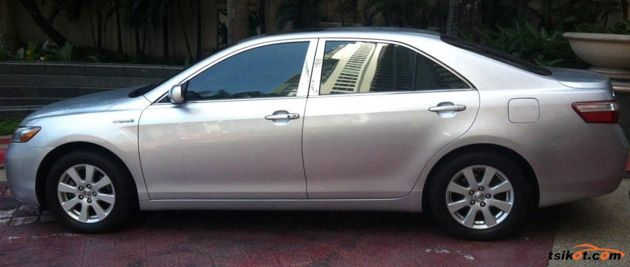 Toyota Camry Hybrid 2014 - 4