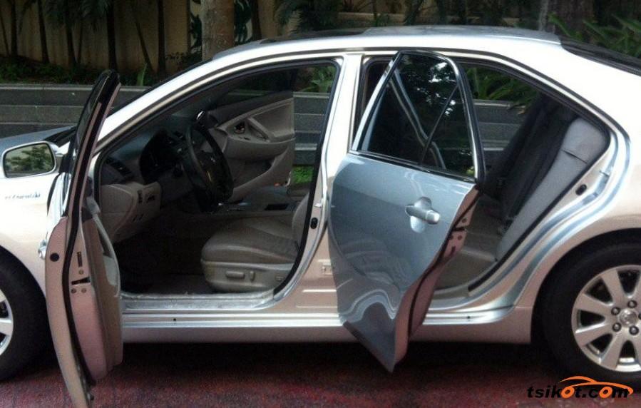 Toyota Camry Hybrid 2014 - 5
