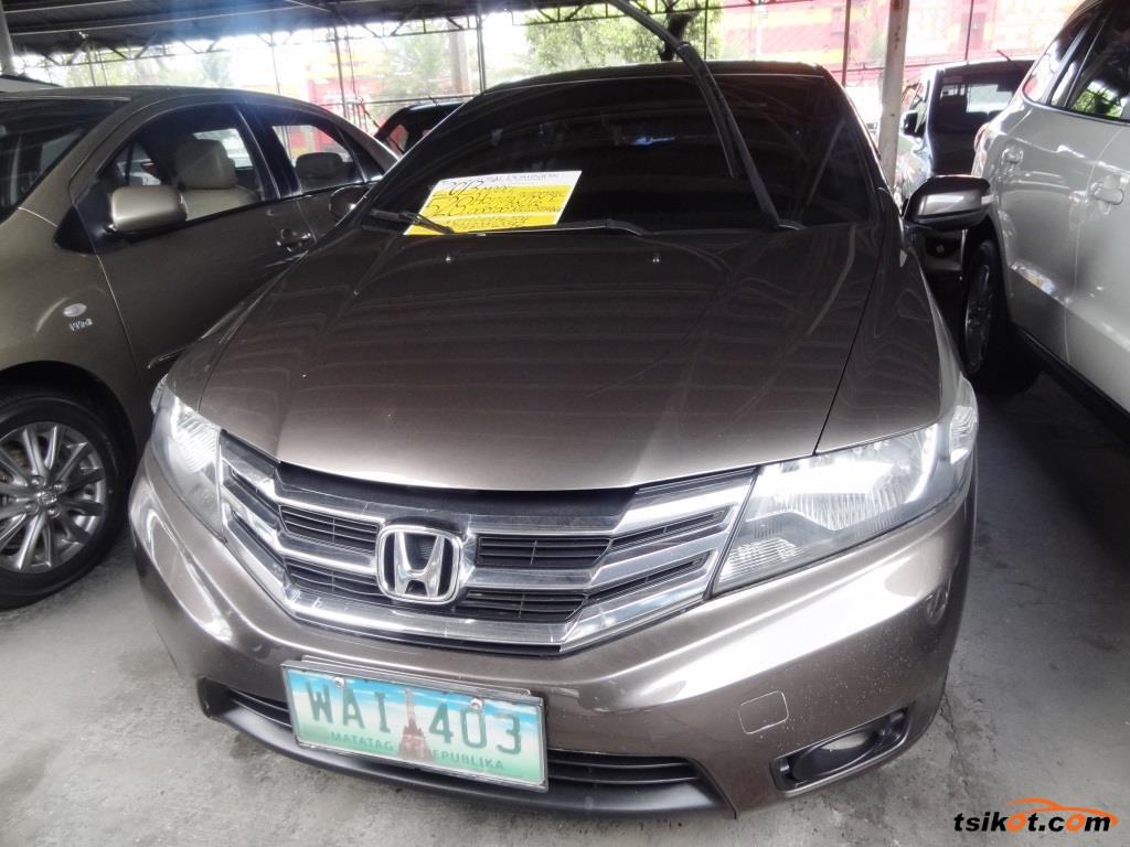 Honda City 2013 - Car for Sale Metro Manila, Philippines