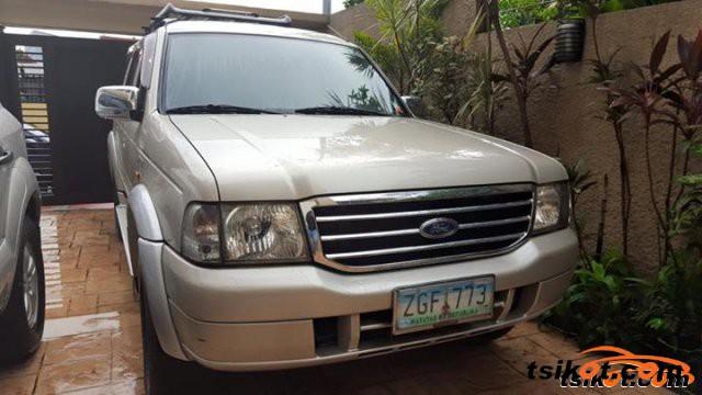 Ford Everest 2006 - 3