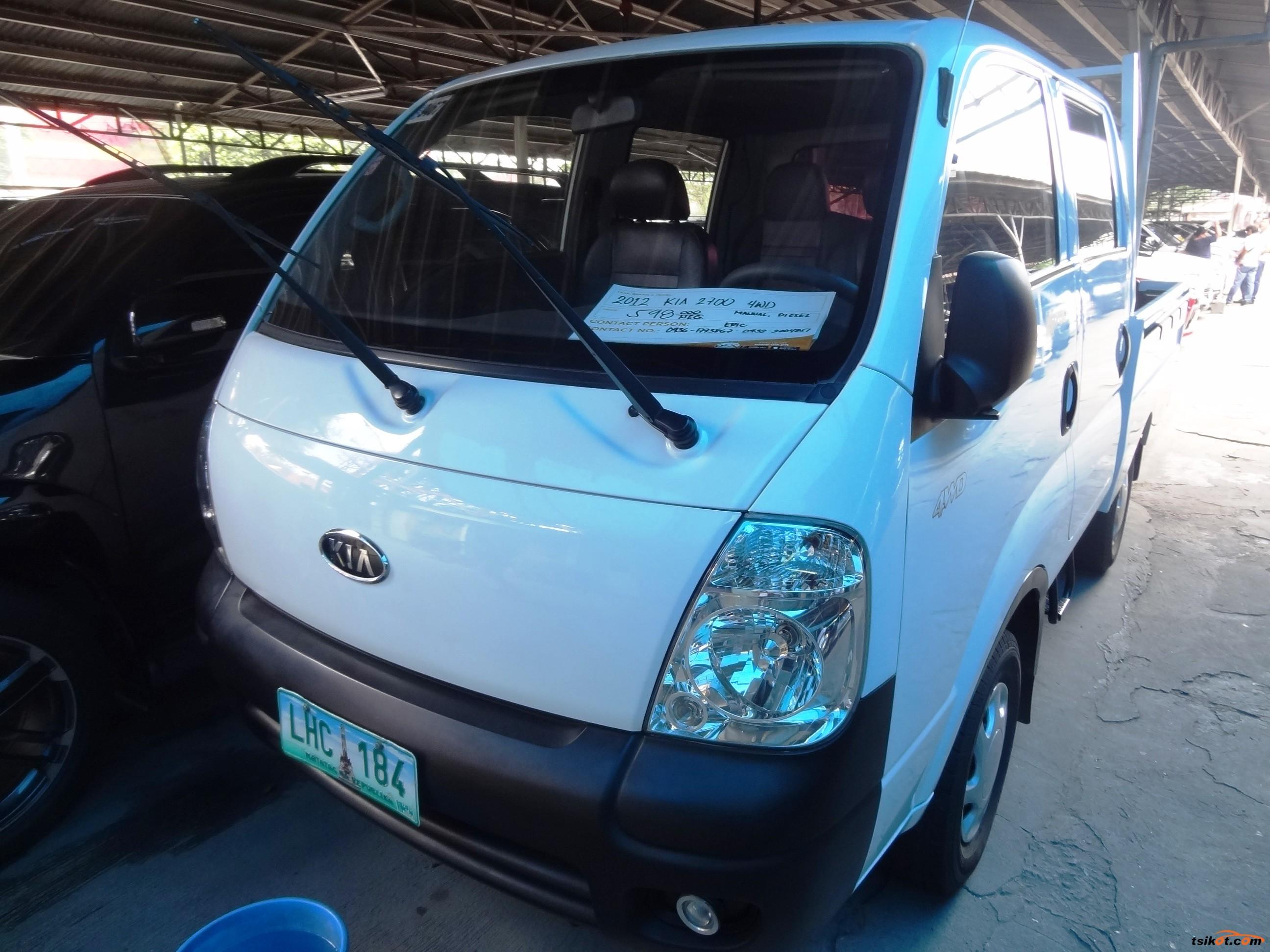 Kia K2700 2012 - 1