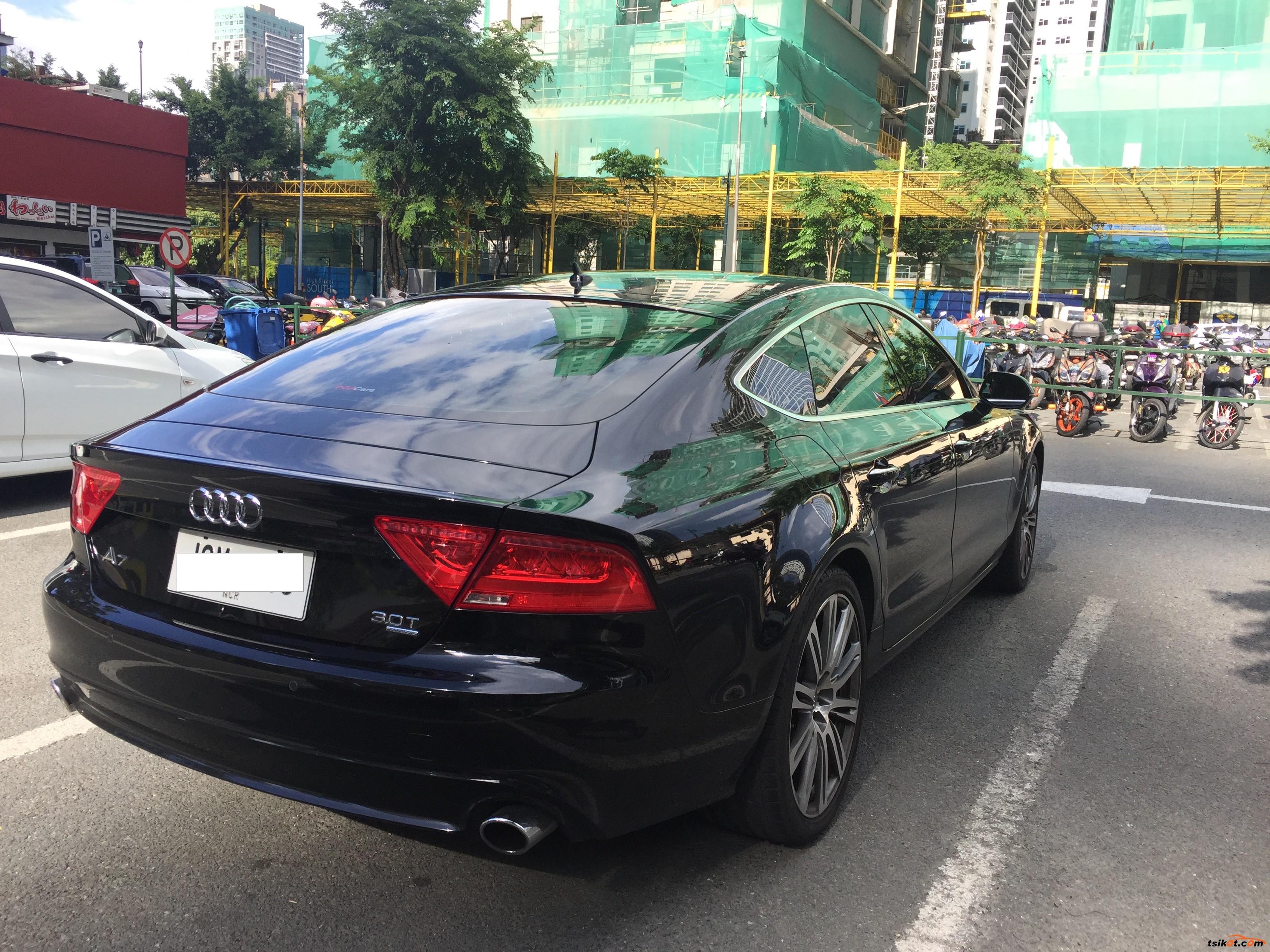 Audi A7 2014 - 4