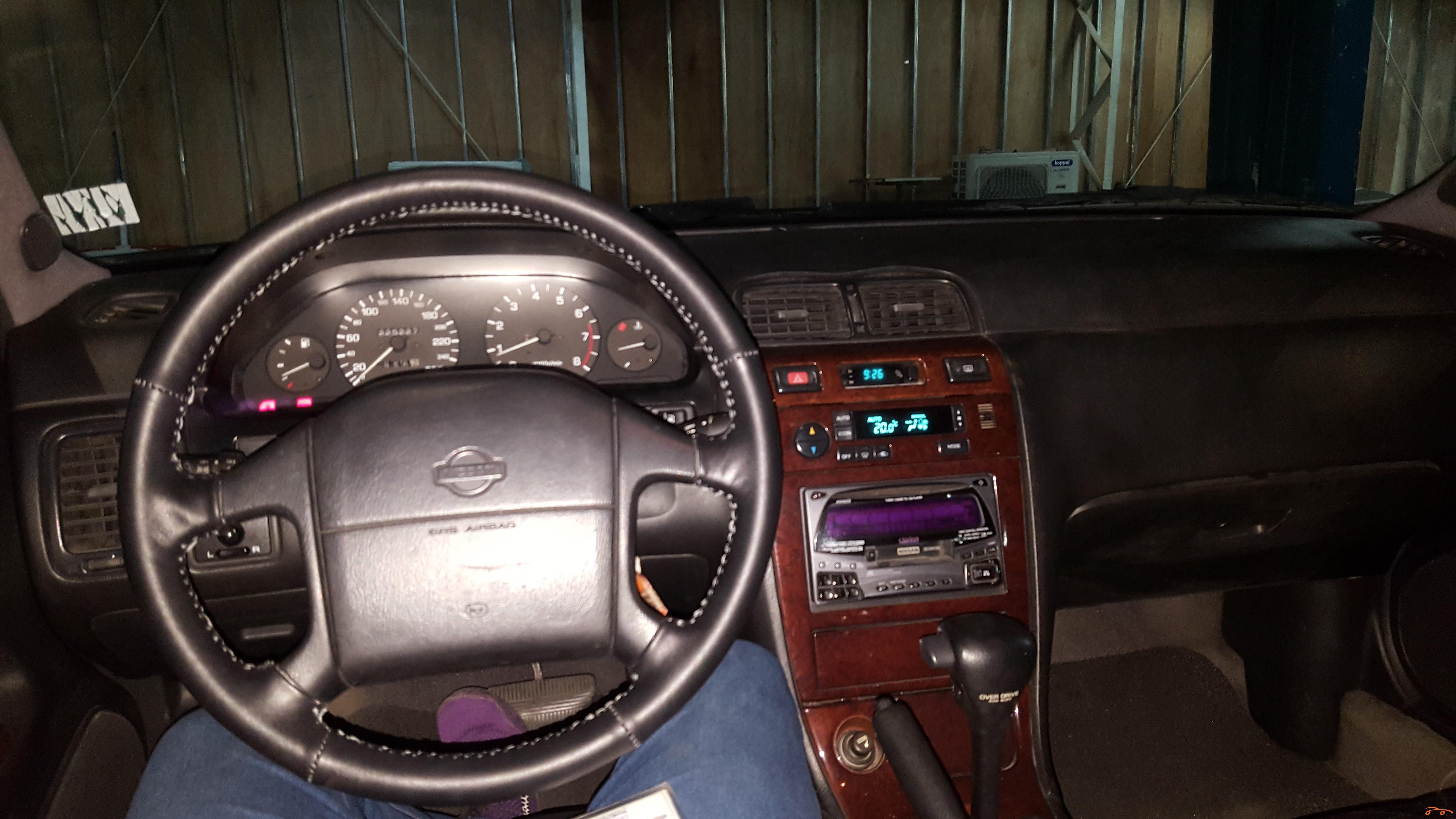 Nissan Cefiro 1999 - 6