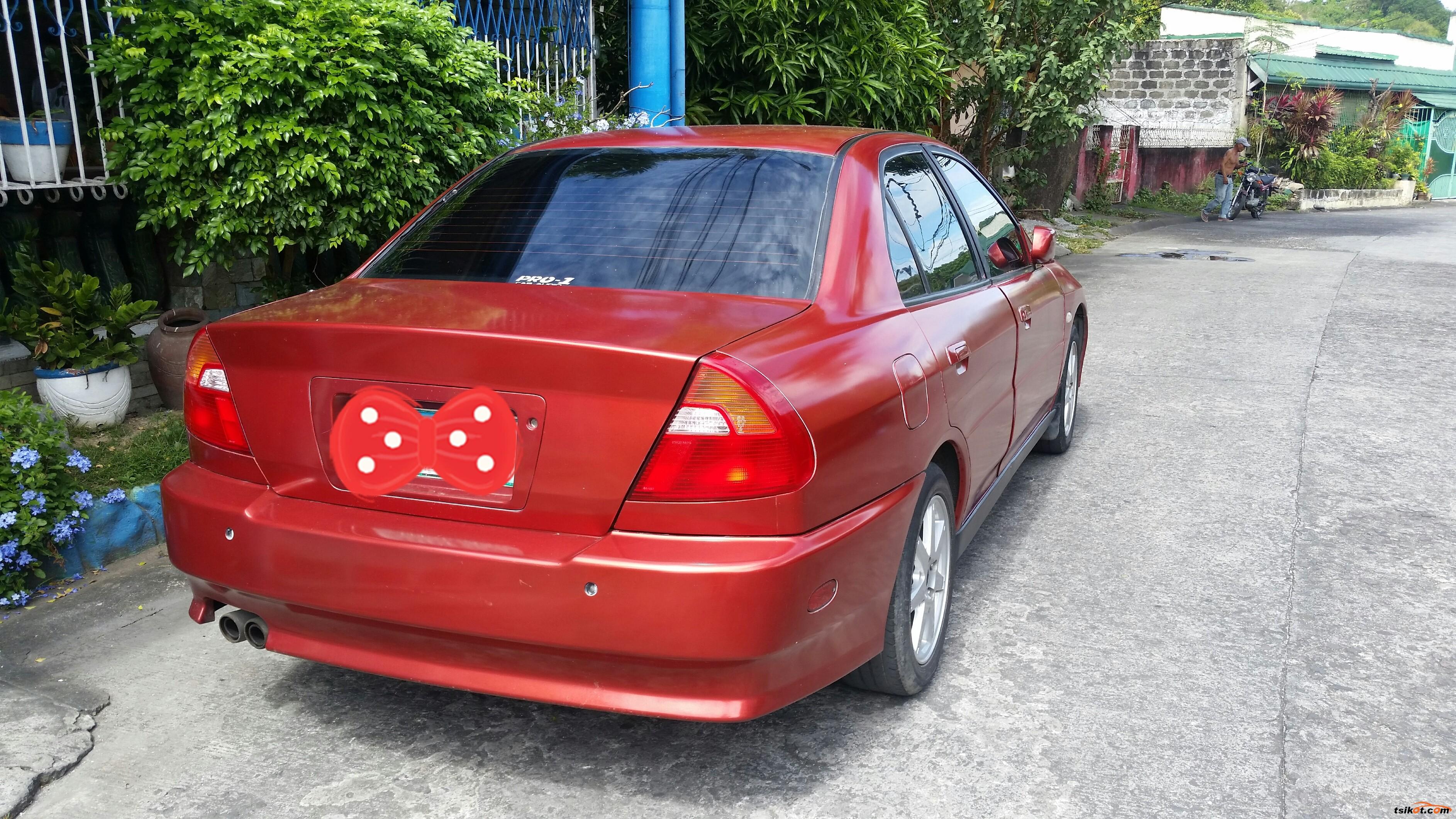 Mitsubishi Lancer 2002 - 1