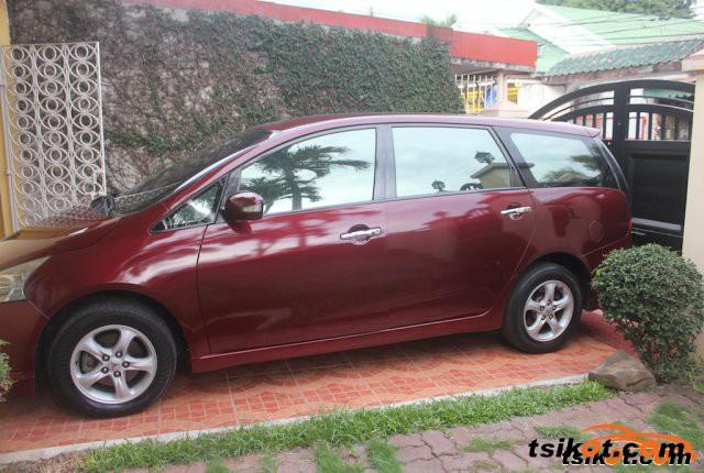 Mitsubishi Grandis 2008 - 2