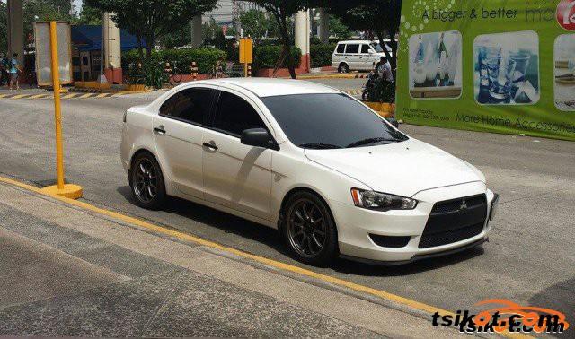 Mitsubishi Lancer 2011 Car For Sale Metro Manila