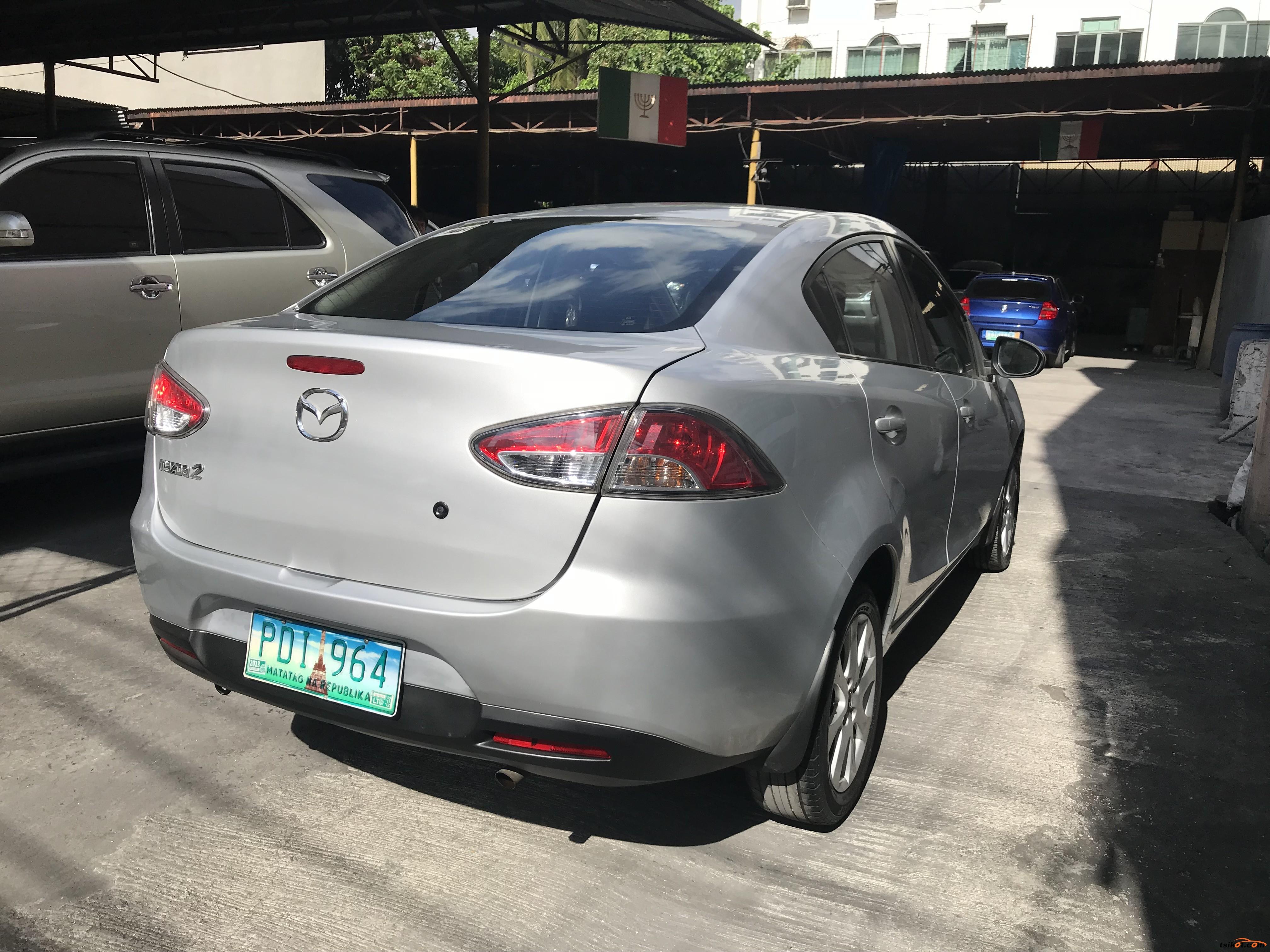 Mazda 2 2010 - 9