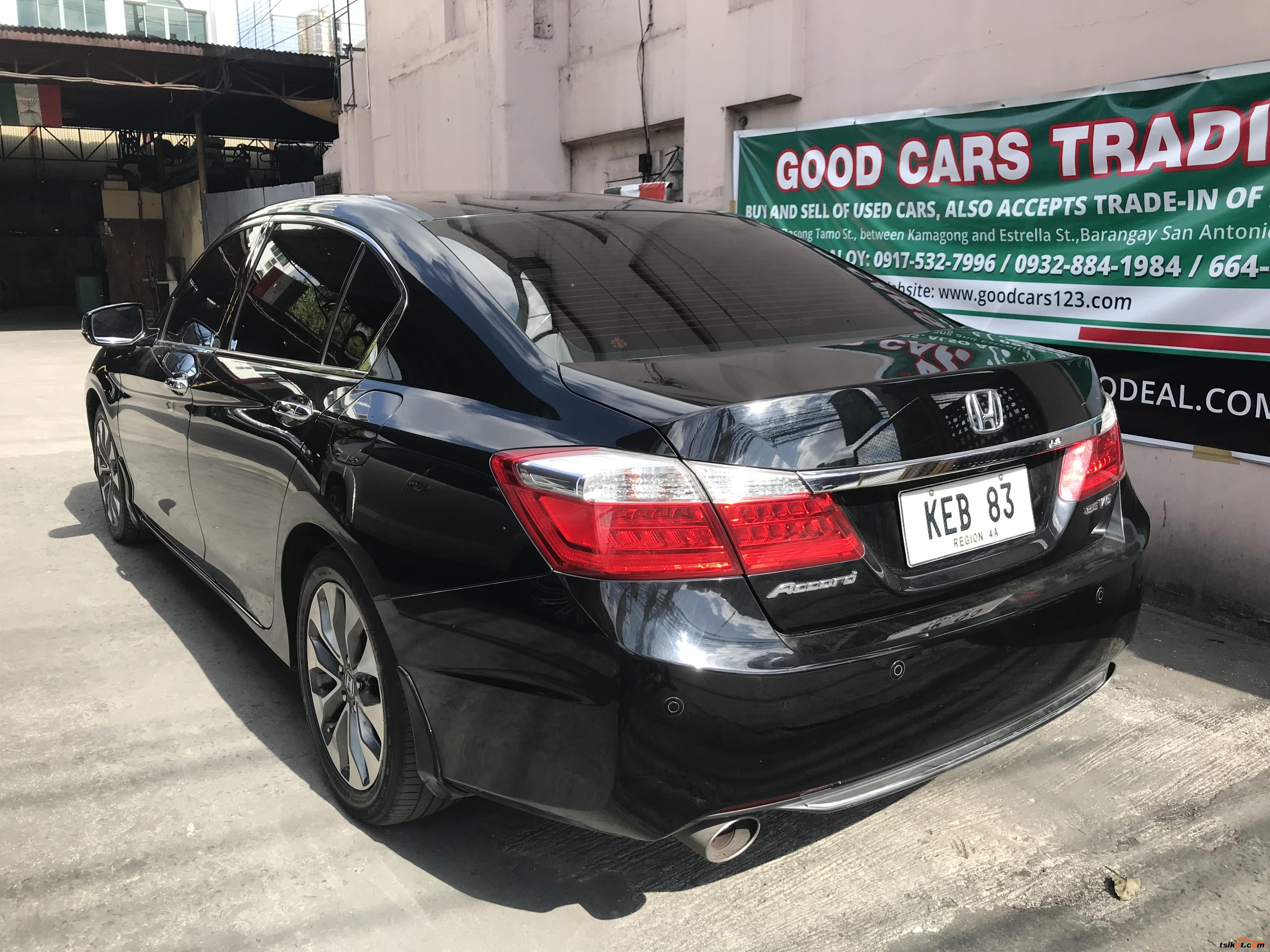 Honda Accord 2014 - 6