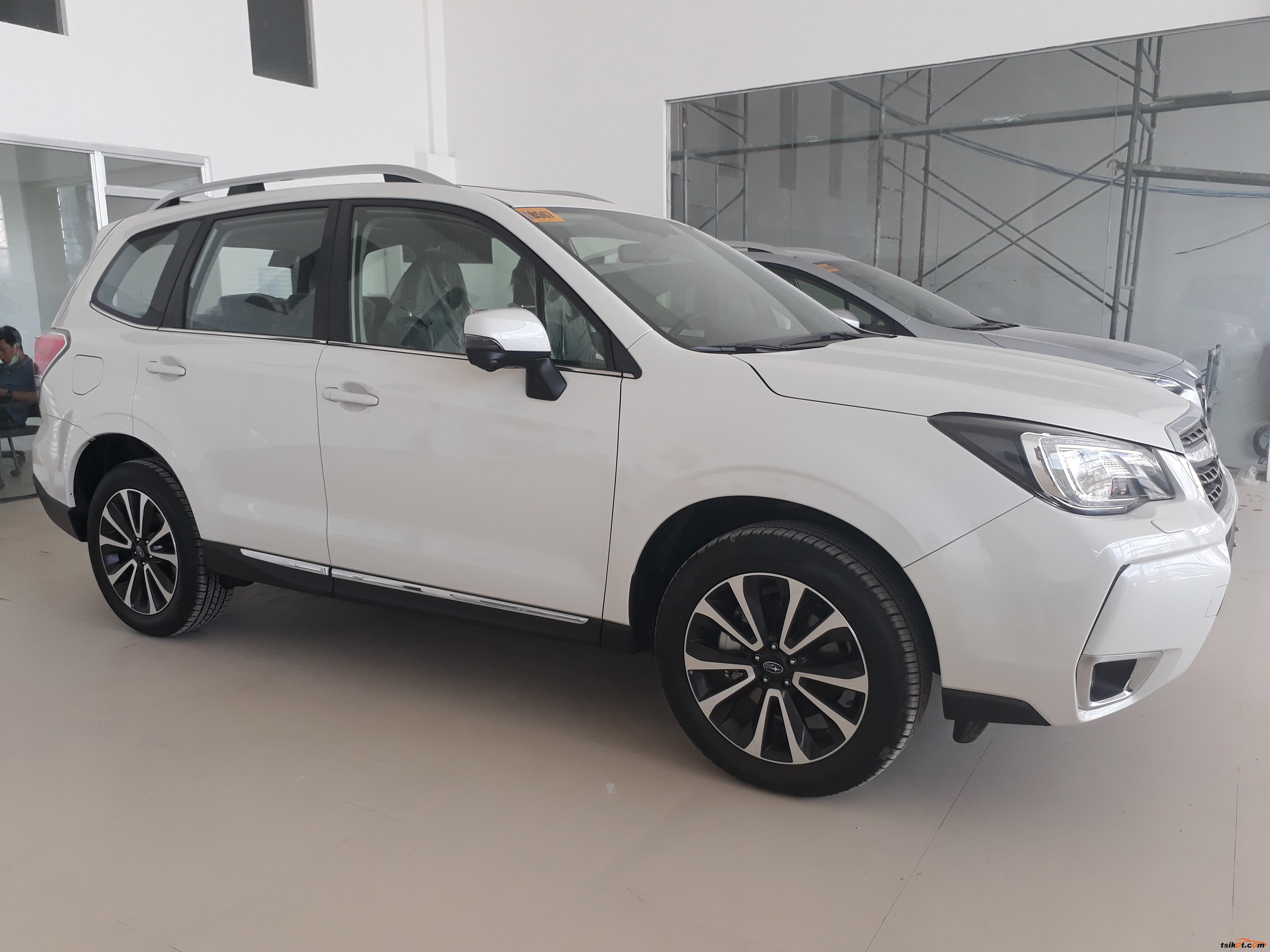 Subaru Forester 2017 - 1