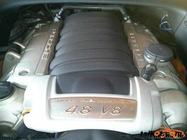 Porsche Cayenne 2008 - 3