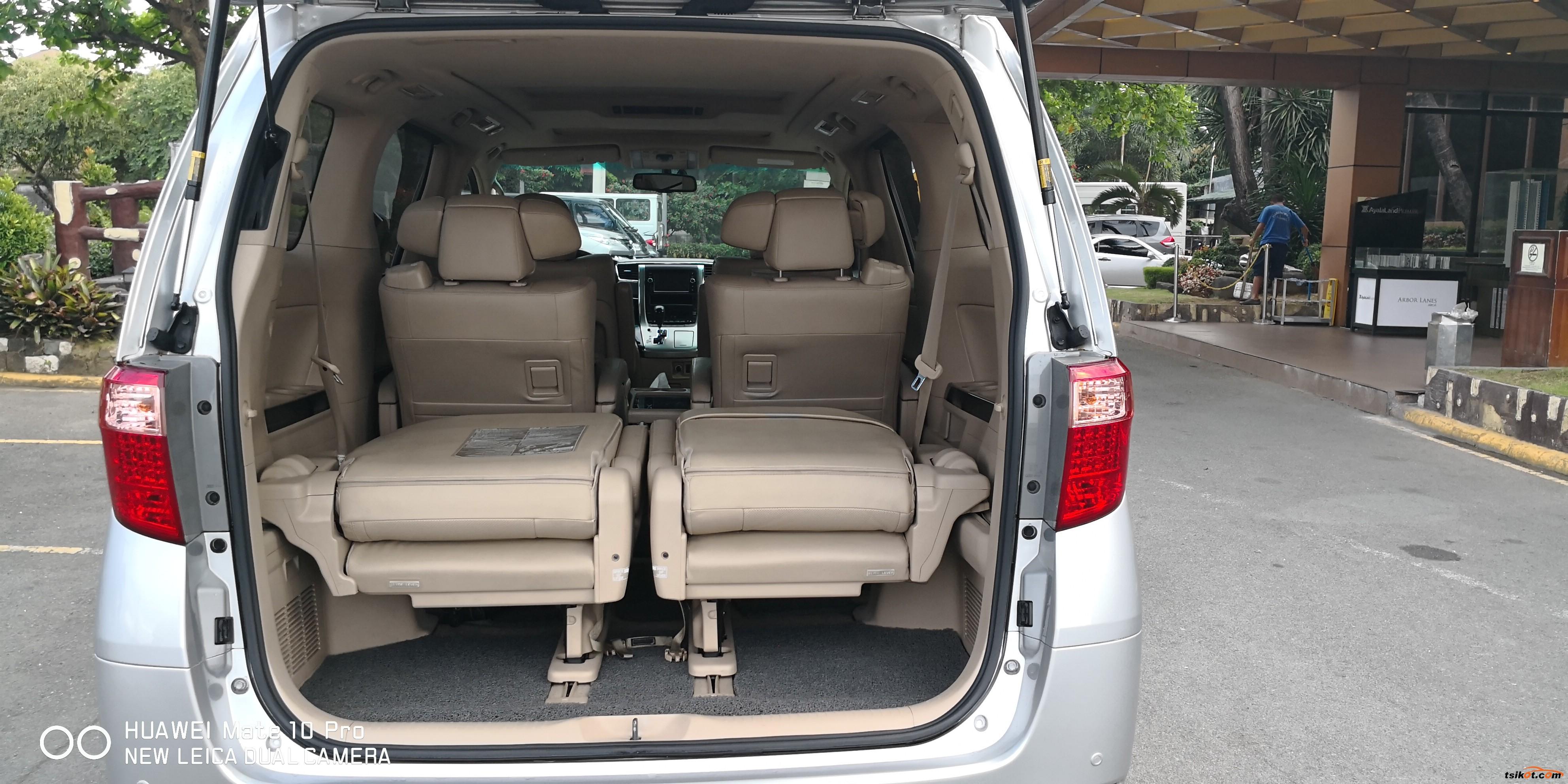 Toyota Alphard 2013 - 5