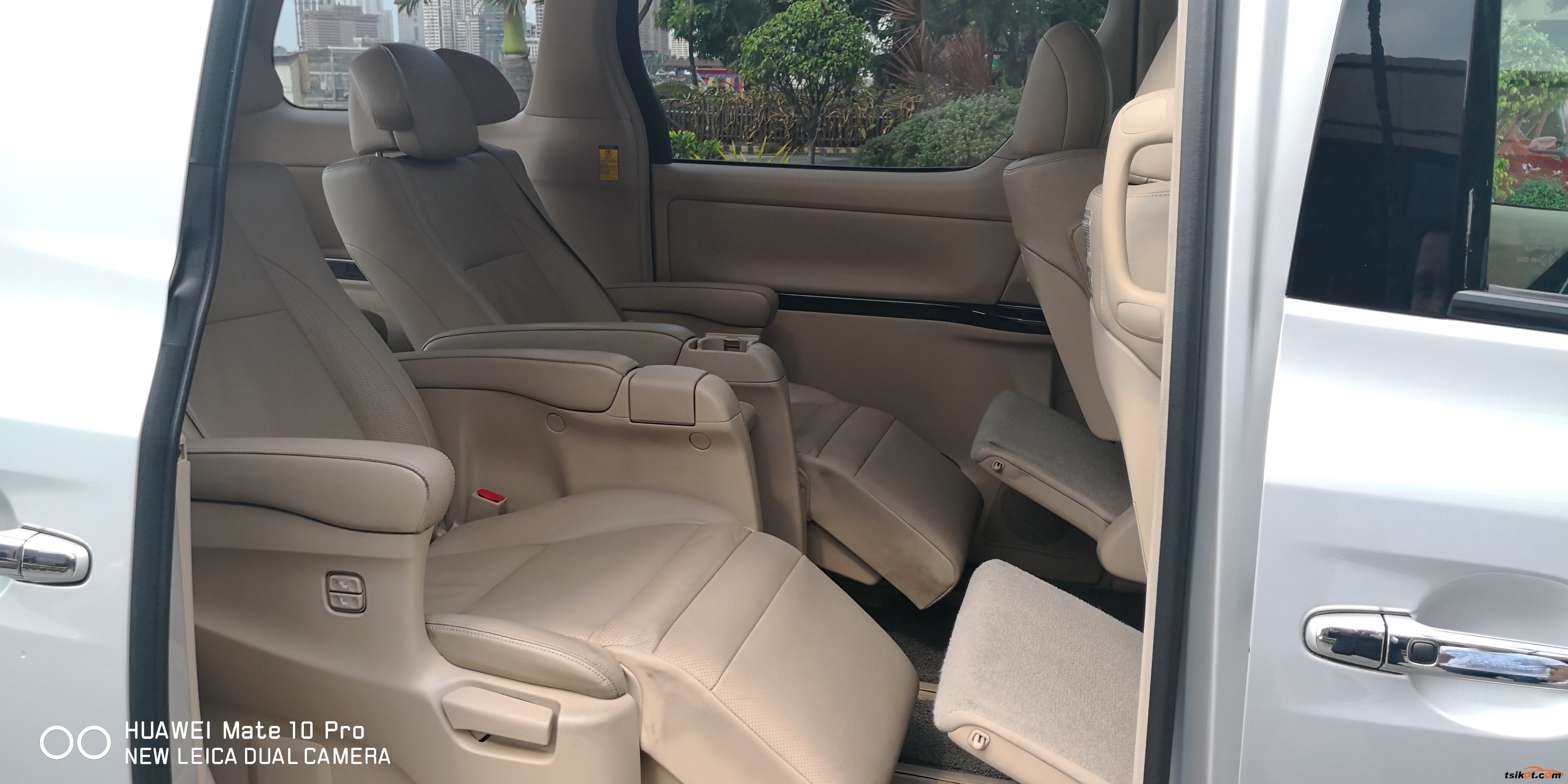 Toyota Alphard 2013 - 6