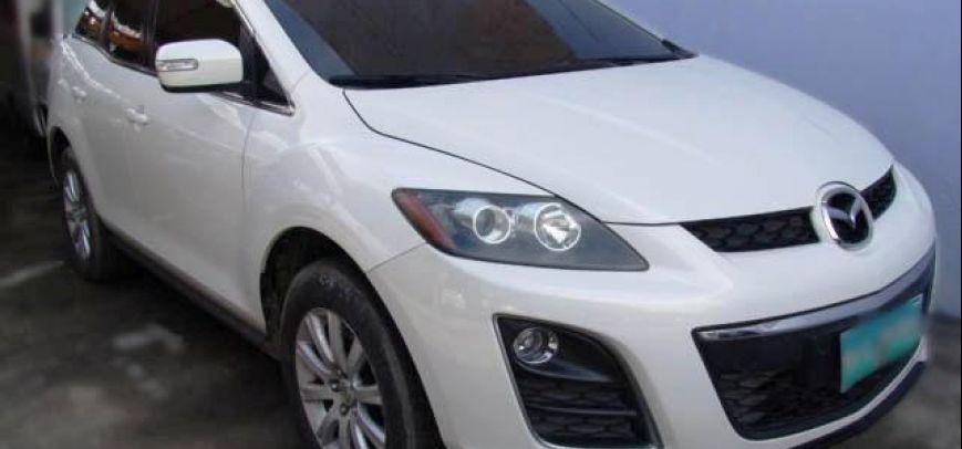 Mazda Cx-7 2010 - 1