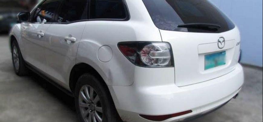 Mazda Cx-7 2010 - 4
