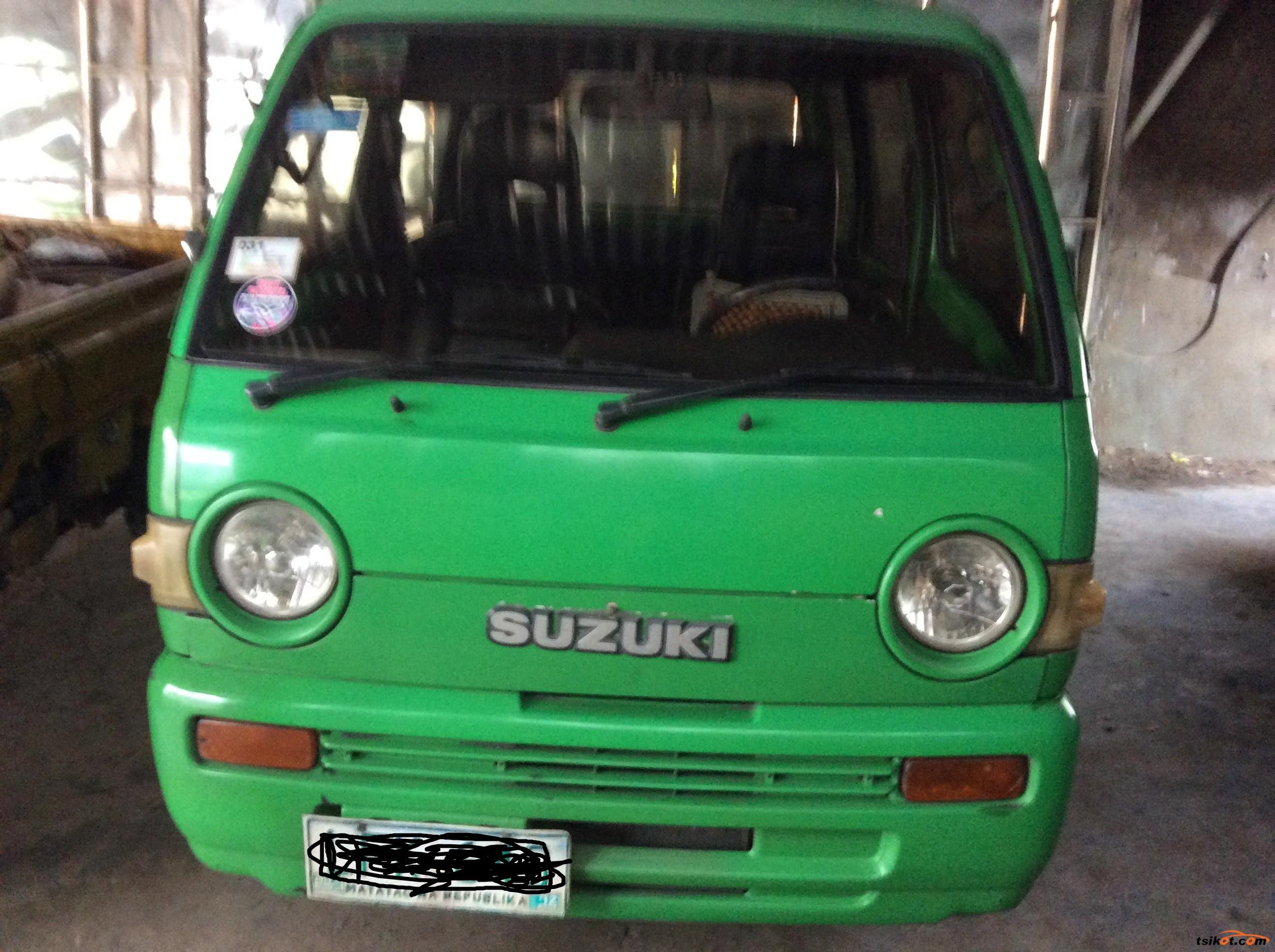 Suzuki Multi-Cab 2004 - 3