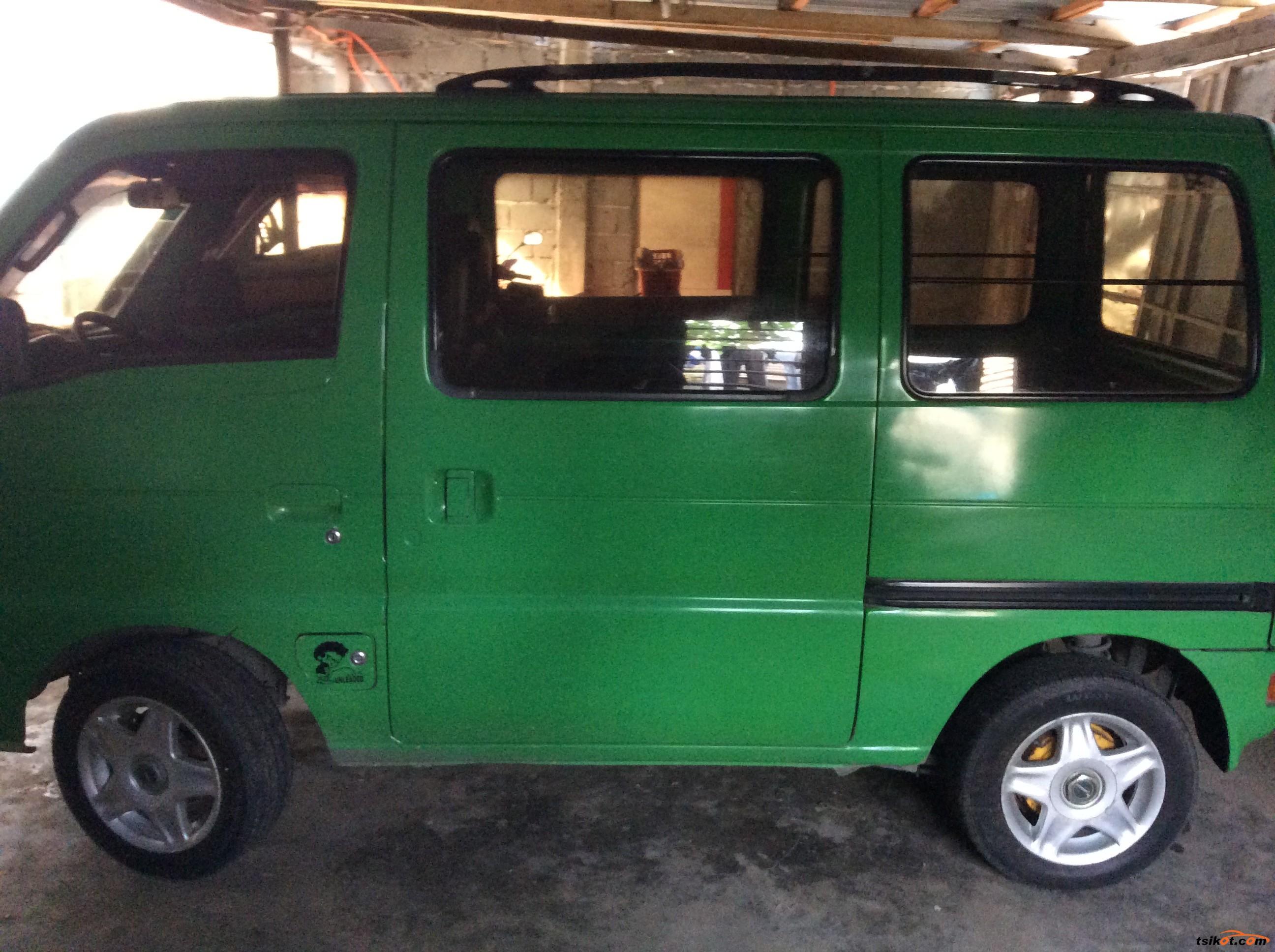 Suzuki Multi-Cab 2004 - 4