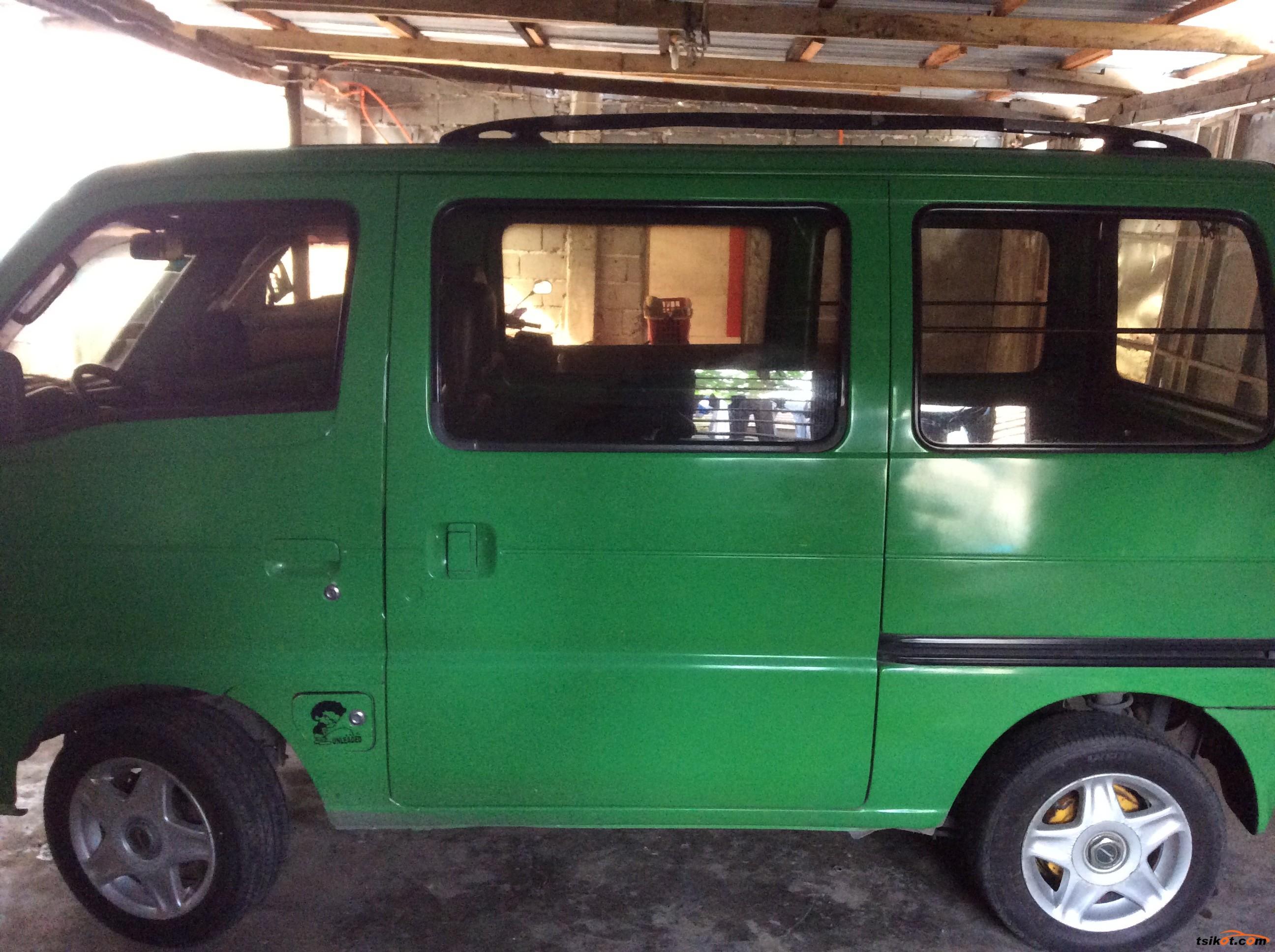 Suzuki Multi-Cab 2004 - 5