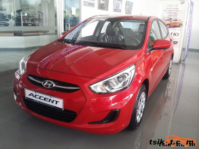 Hyundai Accent 2015 - 5