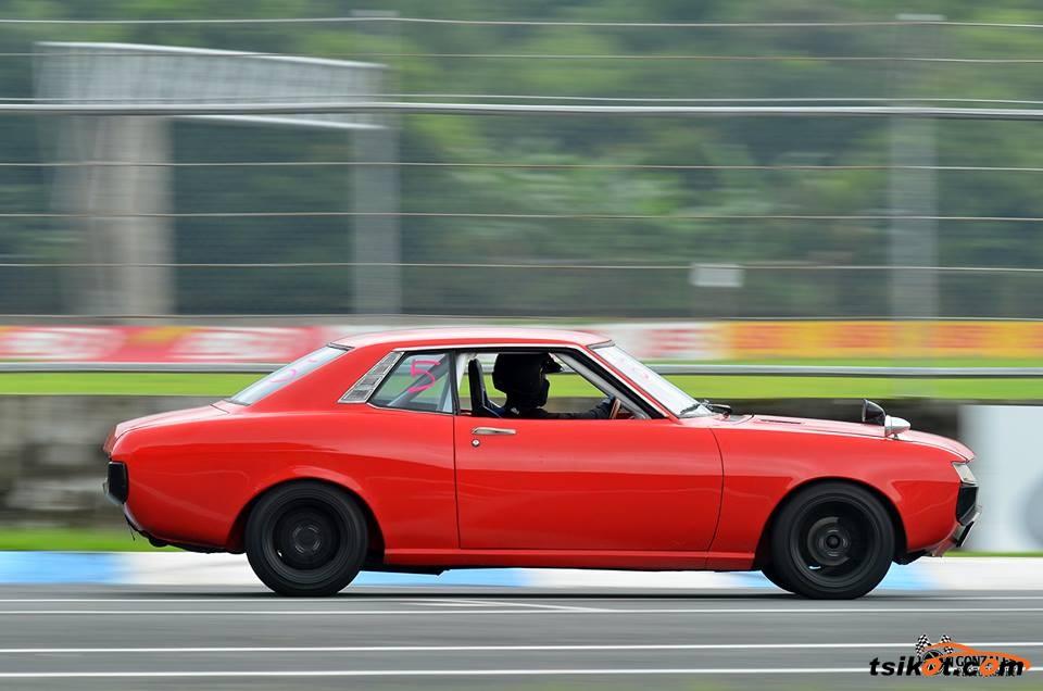 Toyota Celica 1972 - 1