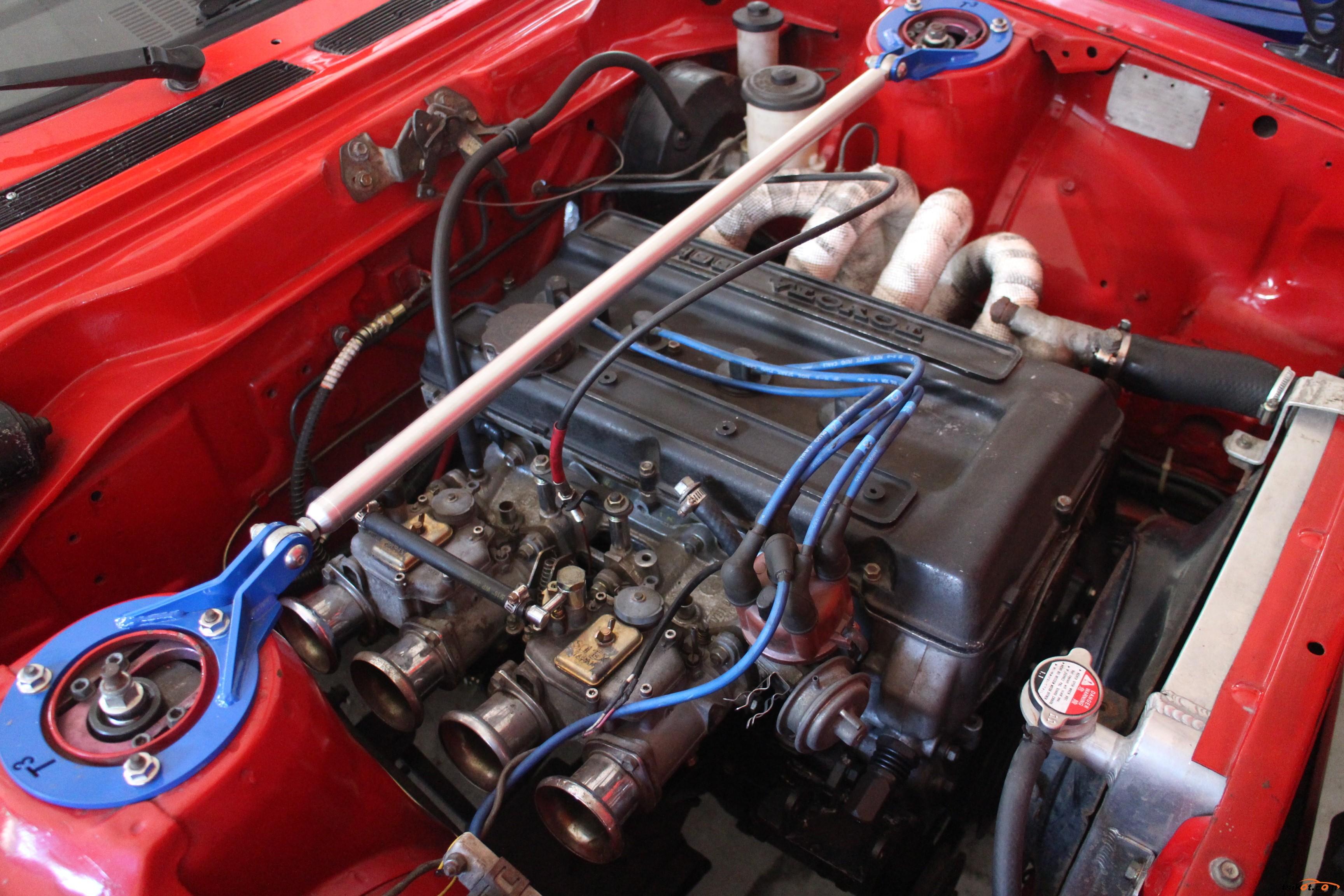 Toyota Celica 1972 - 3