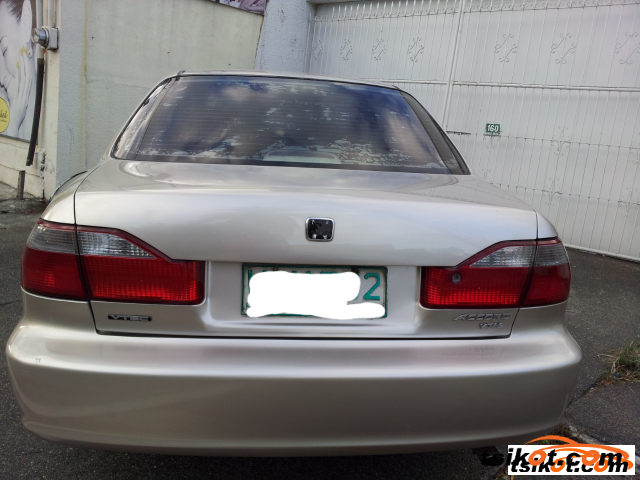 Honda Accord 1998 - 3