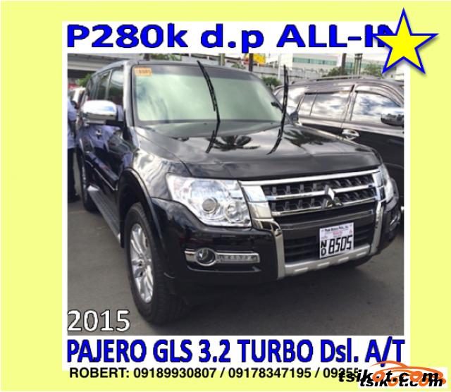Mitsubishi Pajero 2015 Car For Sale Metro Manila
