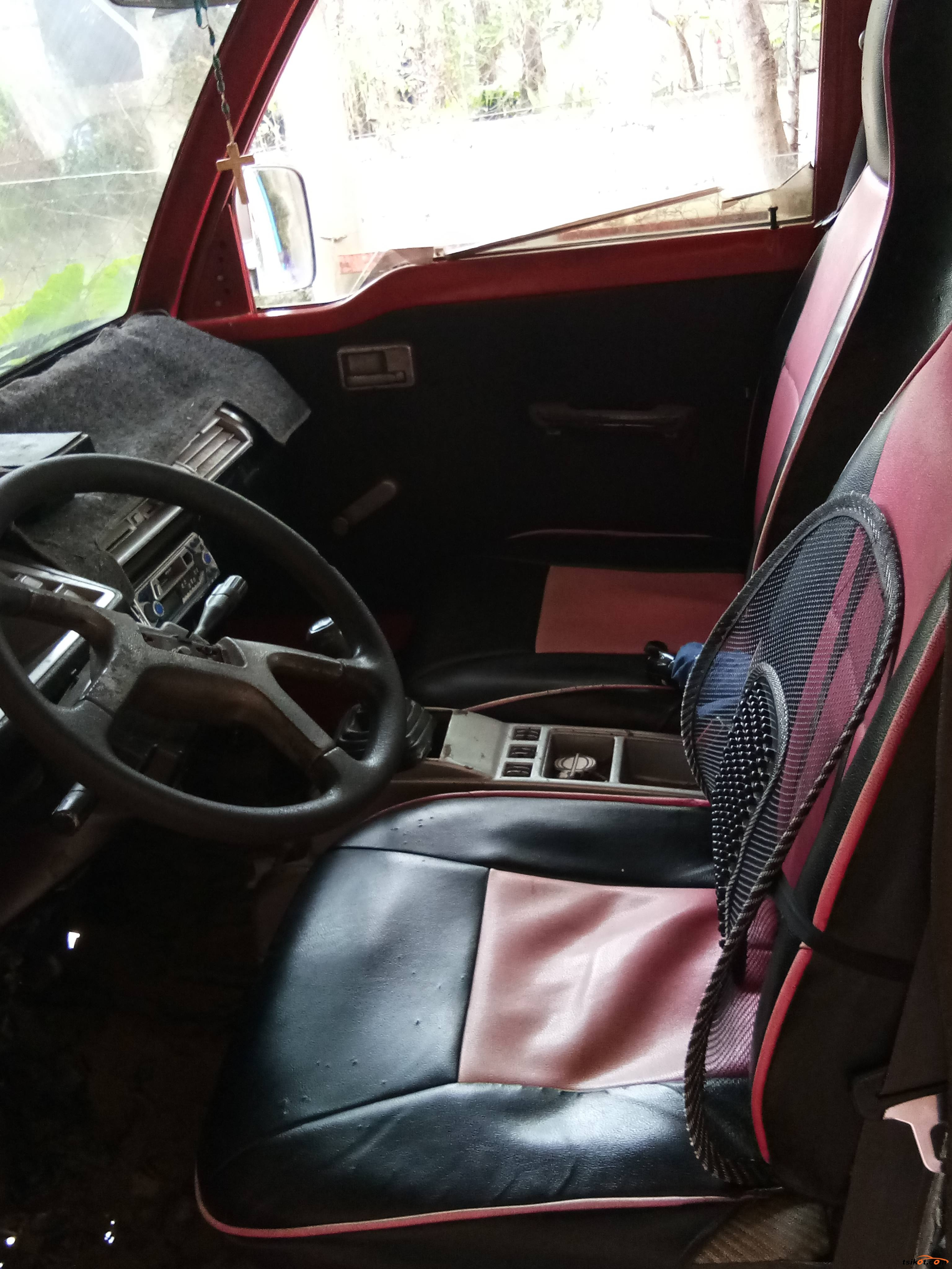 Suzuki Multi-Cab 2005 - 2