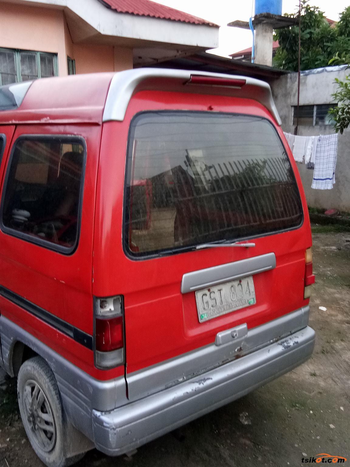 Suzuki Multi-Cab 2005 - 4