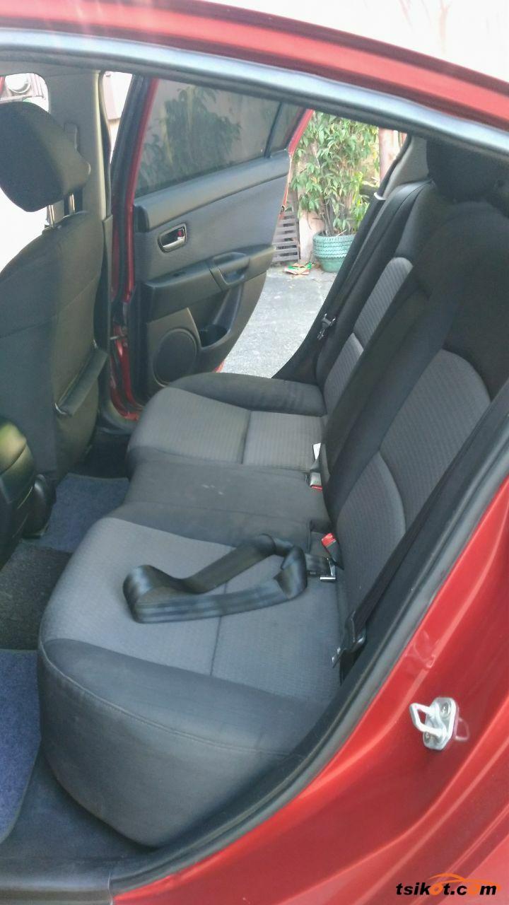 Mazda 3 2007 - 8